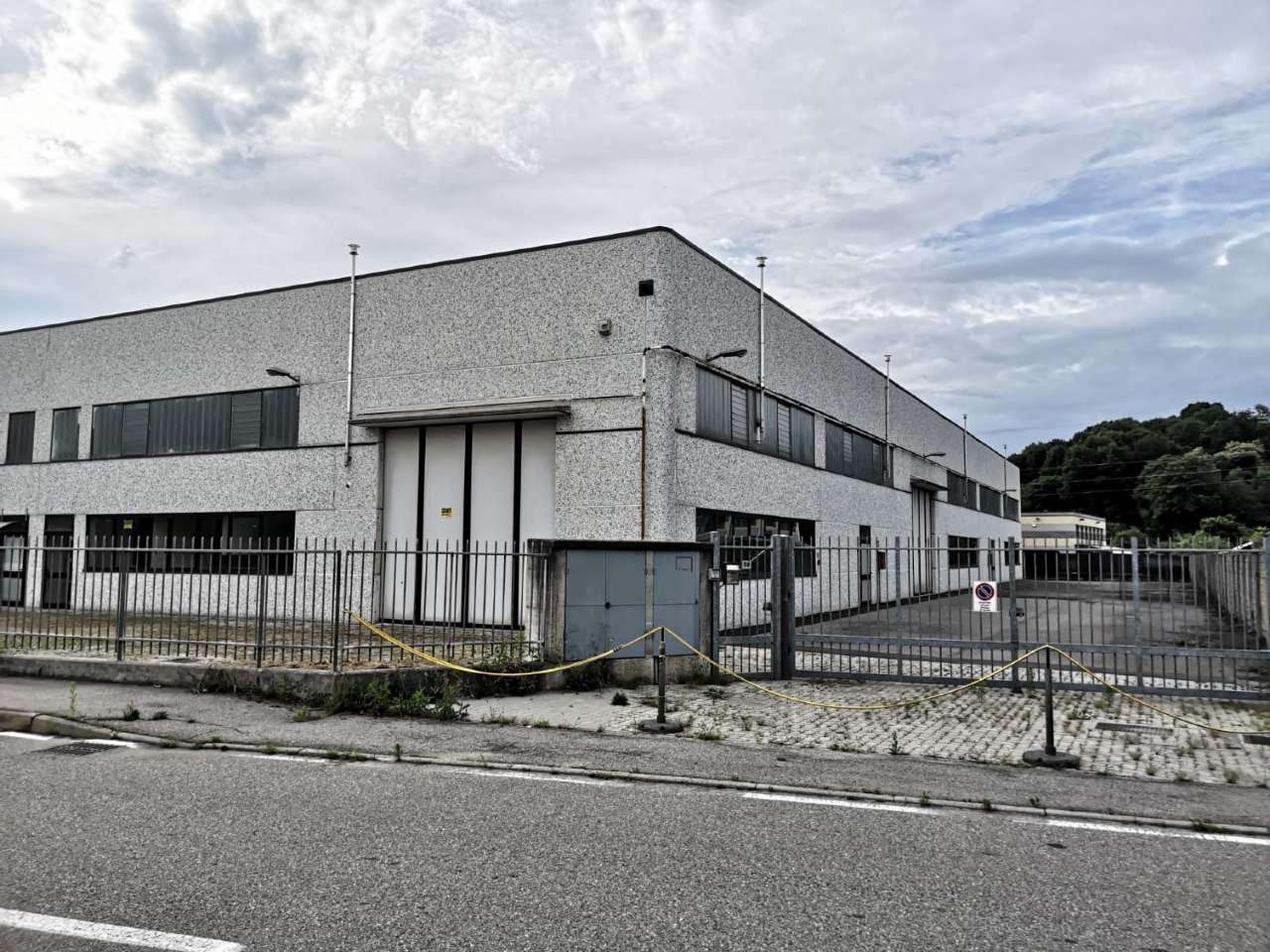 Capannone in affitto a Somma Lombardo, 9999 locali, prezzo € 4.166 | PortaleAgenzieImmobiliari.it