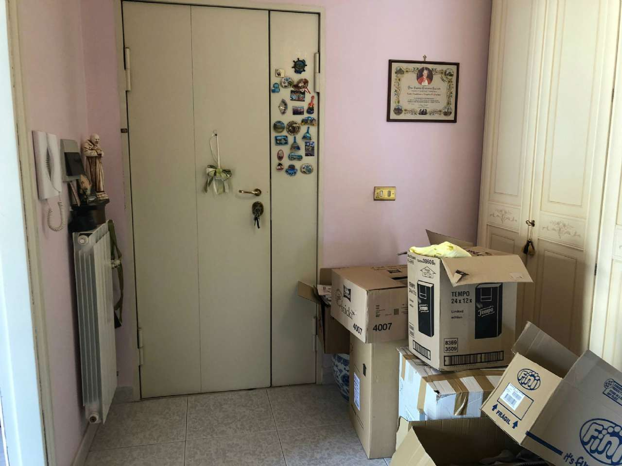 Appartamento in buone condizioni in affitto Rif. 7874498
