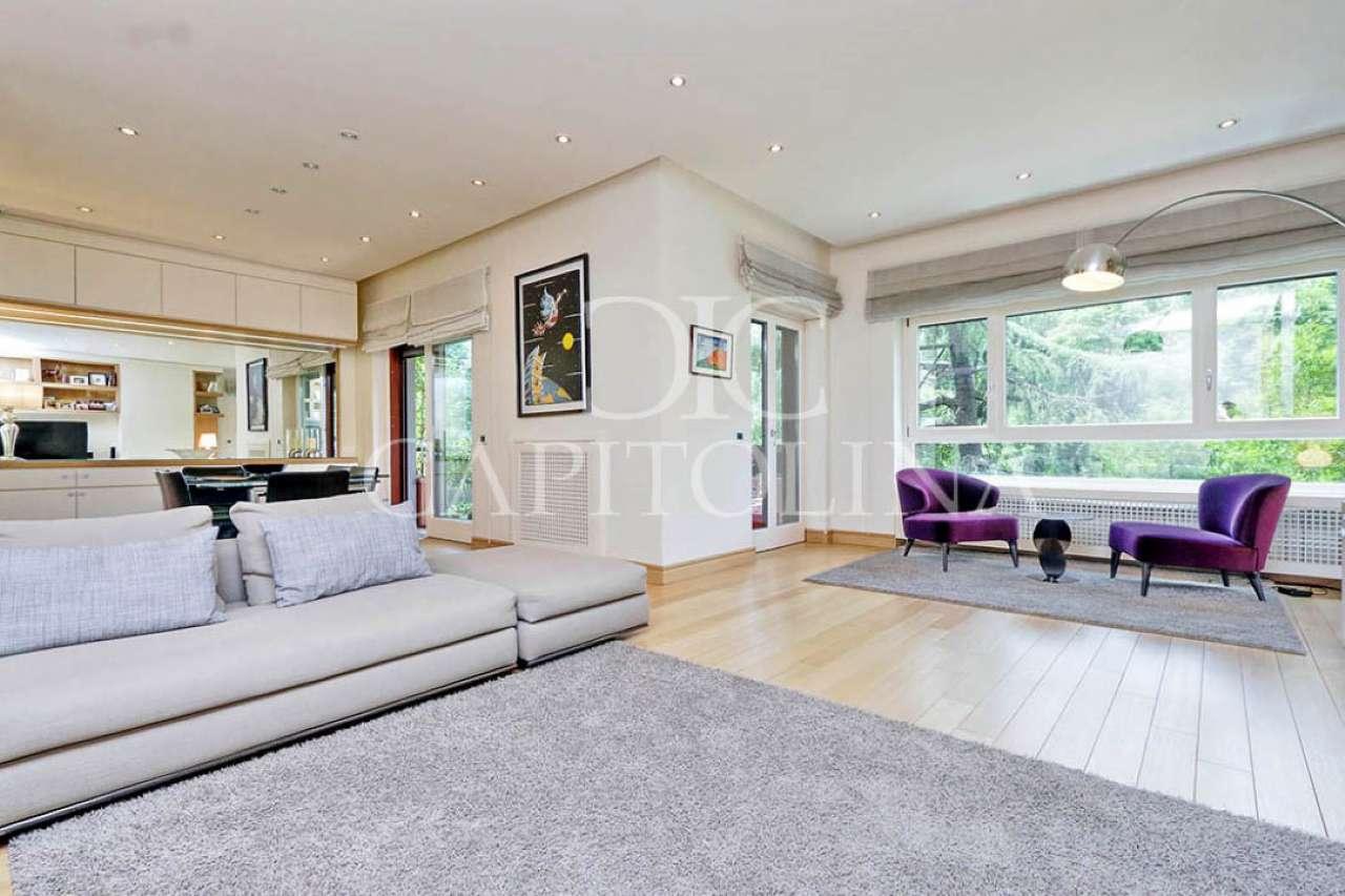 Appartamento in vendita a Roma, 6 locali, zona Zona: 30 . Prati, Borgo, San Pietro, prezzo € 1.900.000 | CambioCasa.it