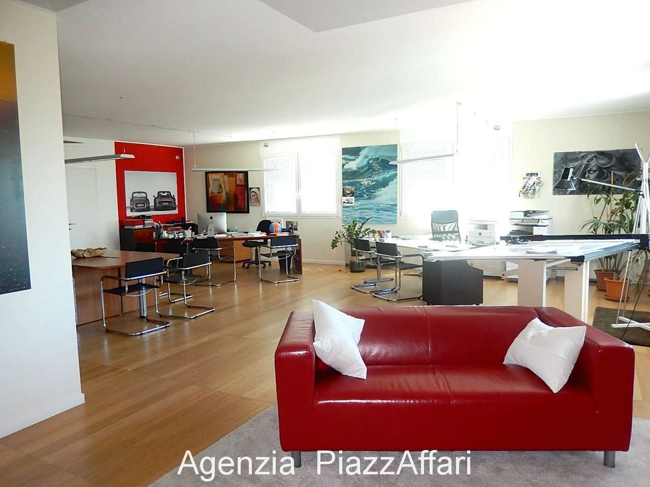 Ufficio / Studio in affitto a Piove di Sacco, 2 locali, prezzo € 1.000 | CambioCasa.it