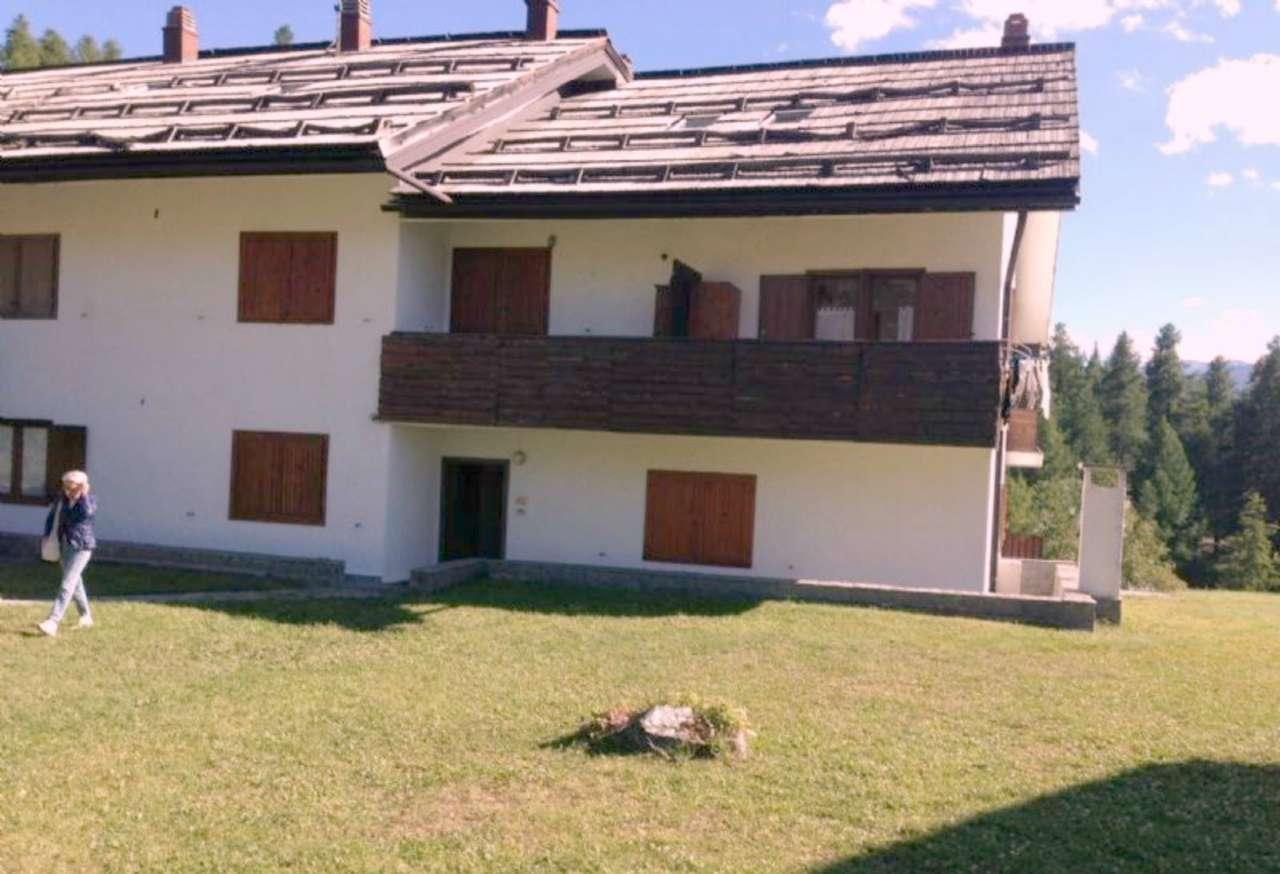 Appartamento in buone condizioni arredato in vendita Rif. 5220746