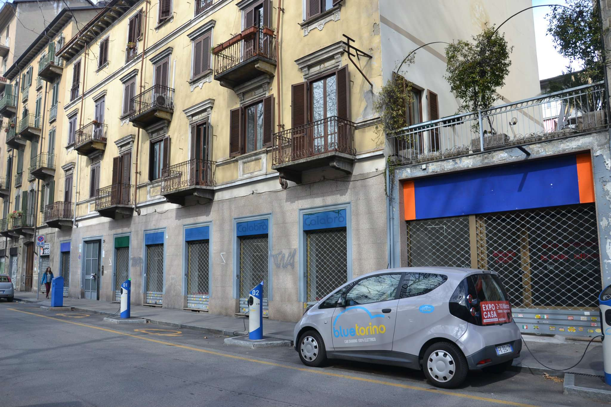 Negozio in affitto Zona Cit Turin, San Donato, Campidoglio - via Regina Margherita Torino