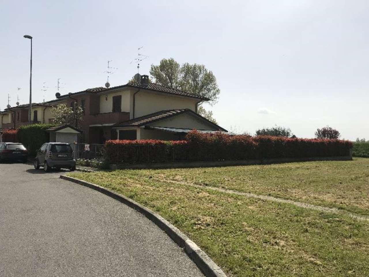 Villa a Schiera in vendita a Gerre de' Caprioli, 4 locali, prezzo € 205.000 | CambioCasa.it