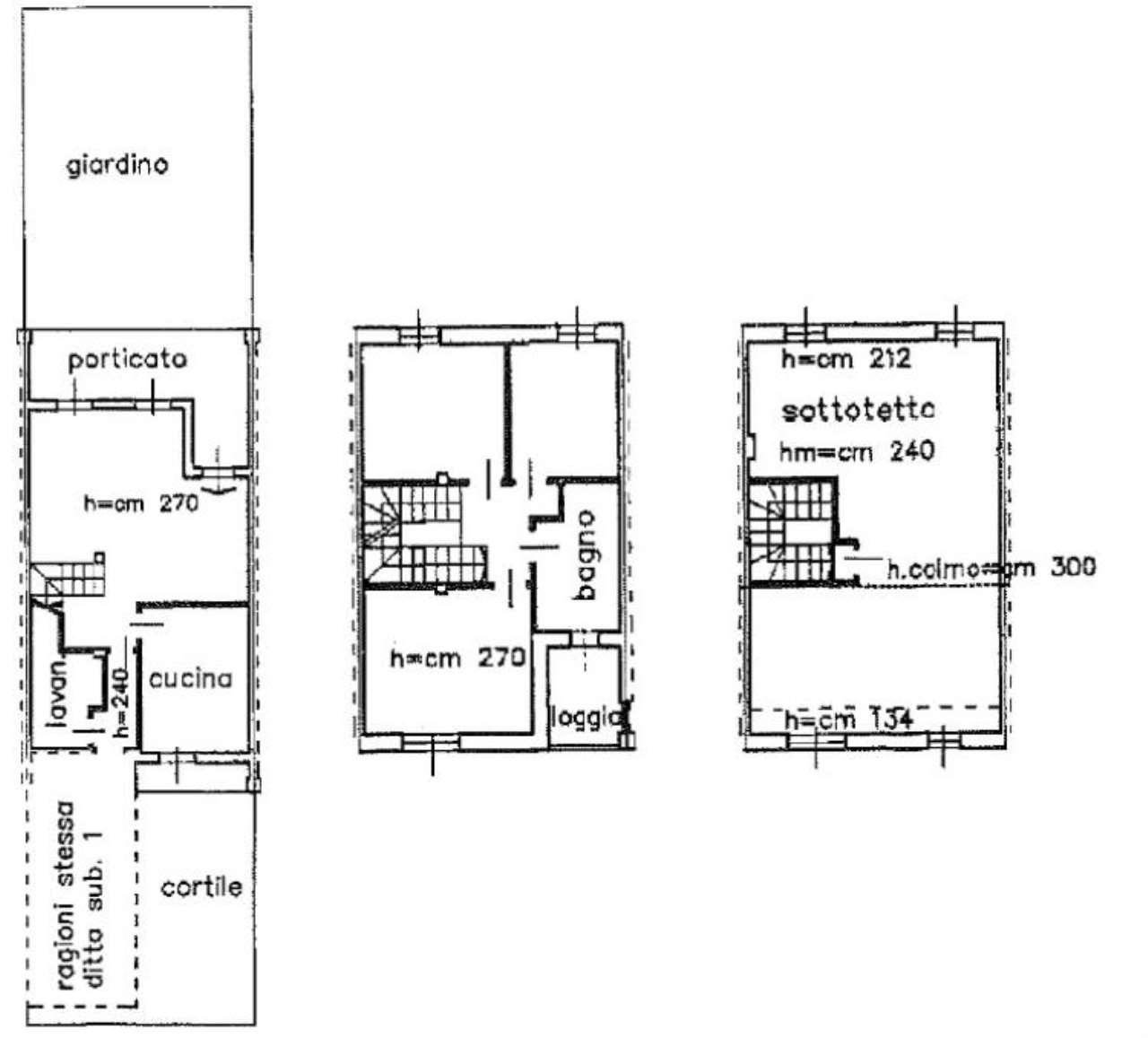 Villa a Schiera in vendita a Persico Dosimo, 4 locali, prezzo € 198.000   CambioCasa.it