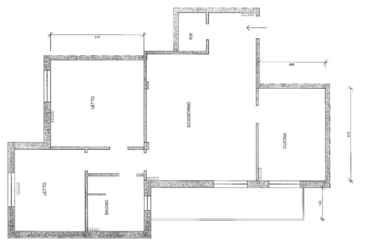 Appartamento Via Castelleone Cremona