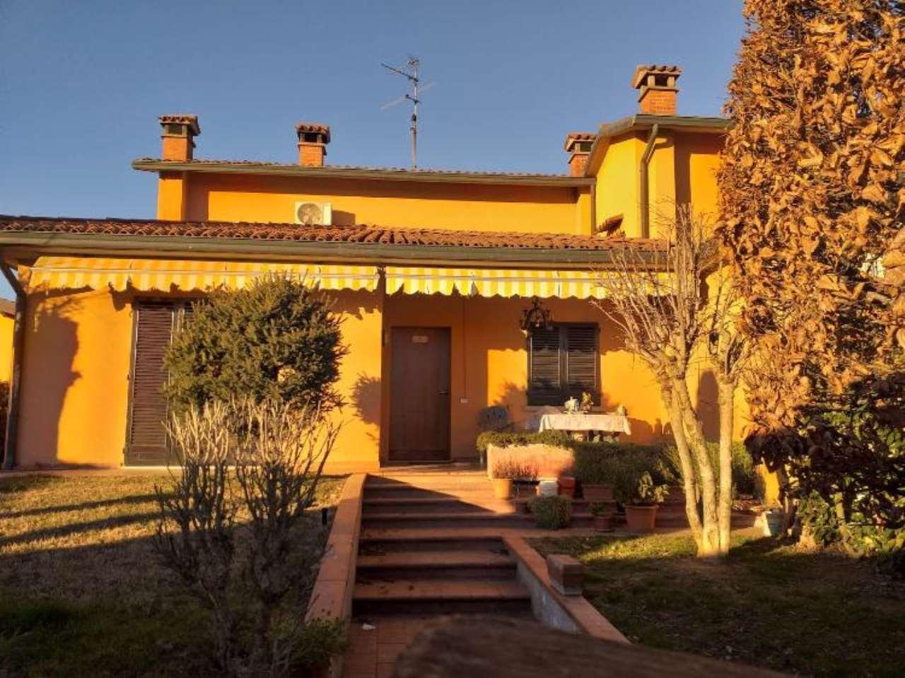 Villa a Schiera in vendita a Malagnino, 5 locali, prezzo € 200.000 | CambioCasa.it