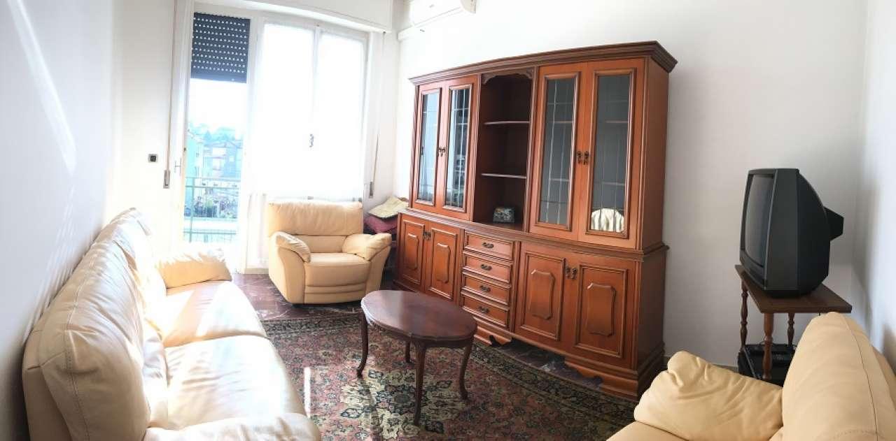 Appartamento ristrutturato parzialmente arredato in vendita Rif. 5605357
