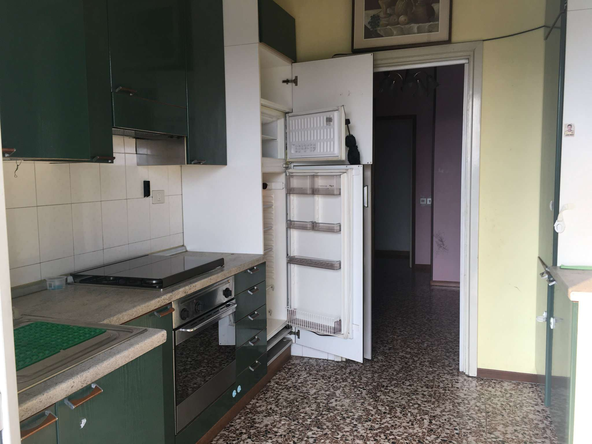 Appartamento in buone condizioni parzialmente arredato in affitto Rif. 4596893