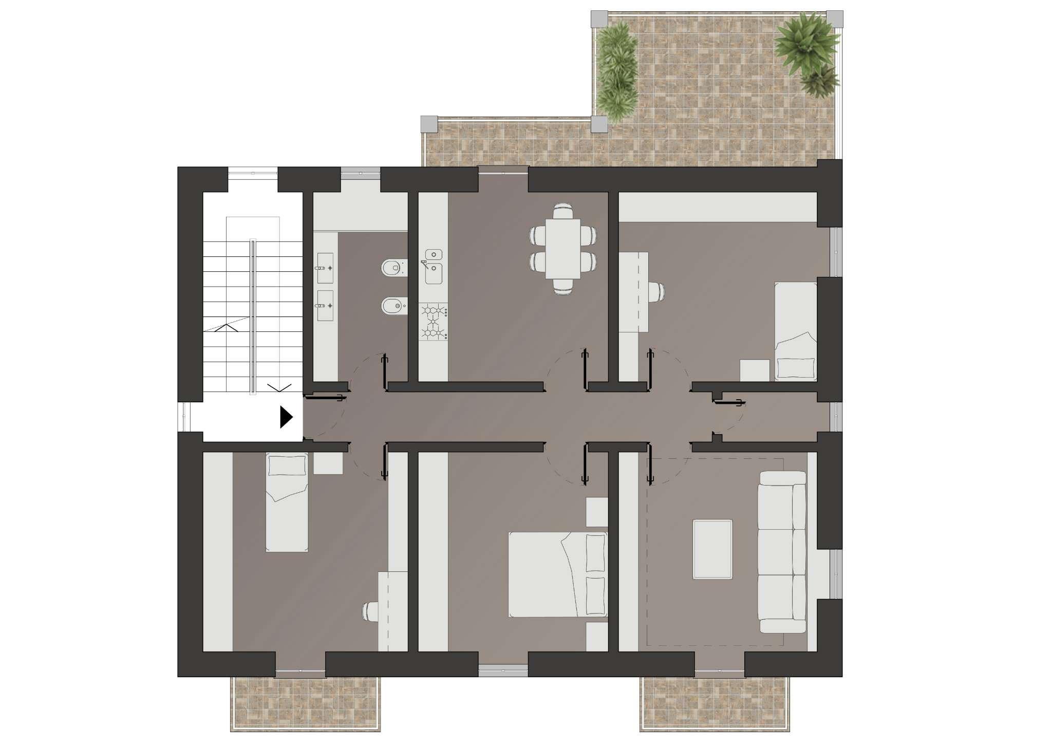 Appartamento in vendita a Sestri Levante, 5 locali, prezzo € 315.000   PortaleAgenzieImmobiliari.it
