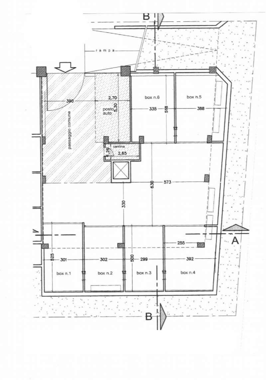Box / Garage in vendita a Chiavari, 9999 locali, prezzo € 65.000 | PortaleAgenzieImmobiliari.it