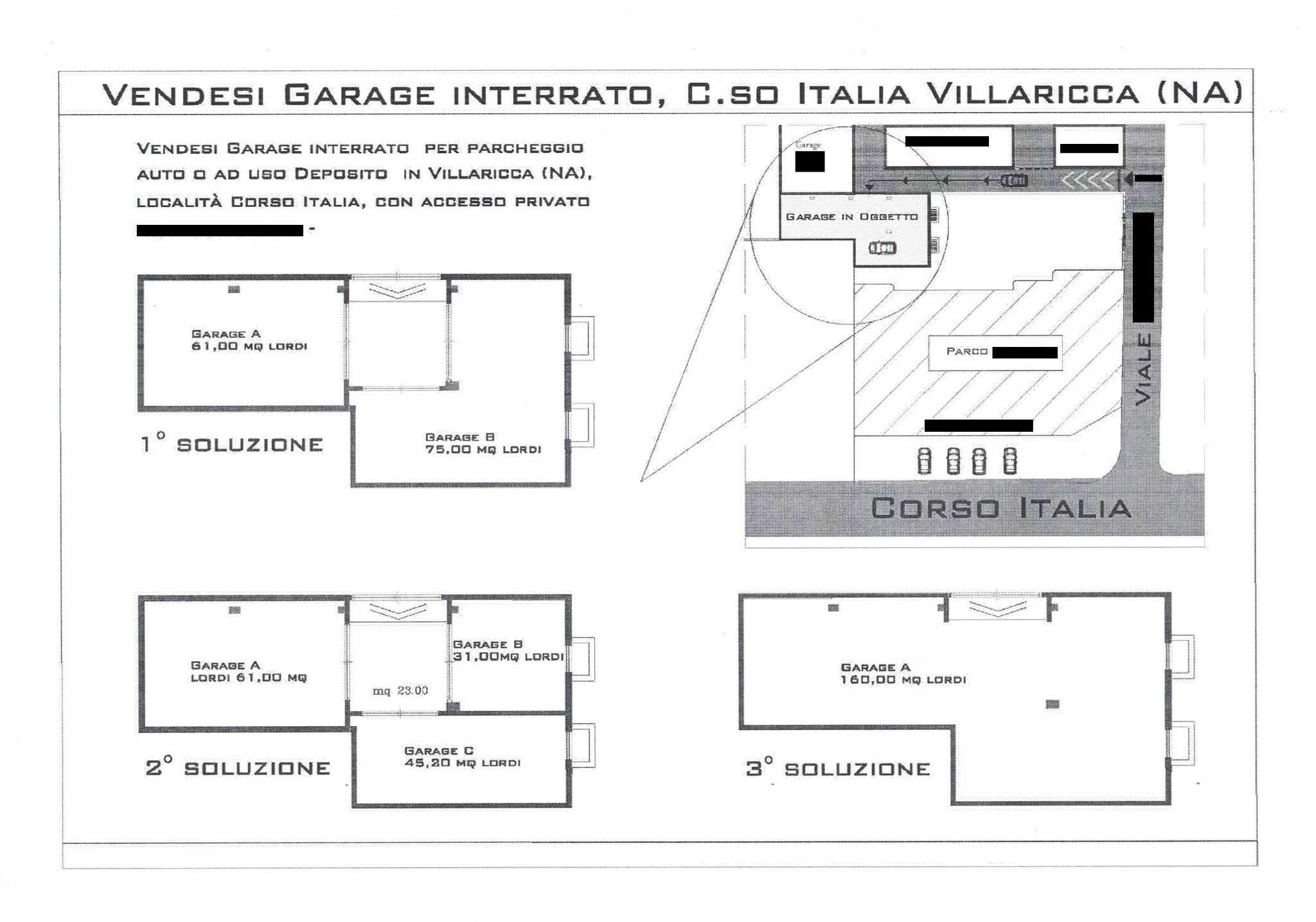 Altro in vendita a Villaricca, 1 locali, prezzo € 20.000 | CambioCasa.it