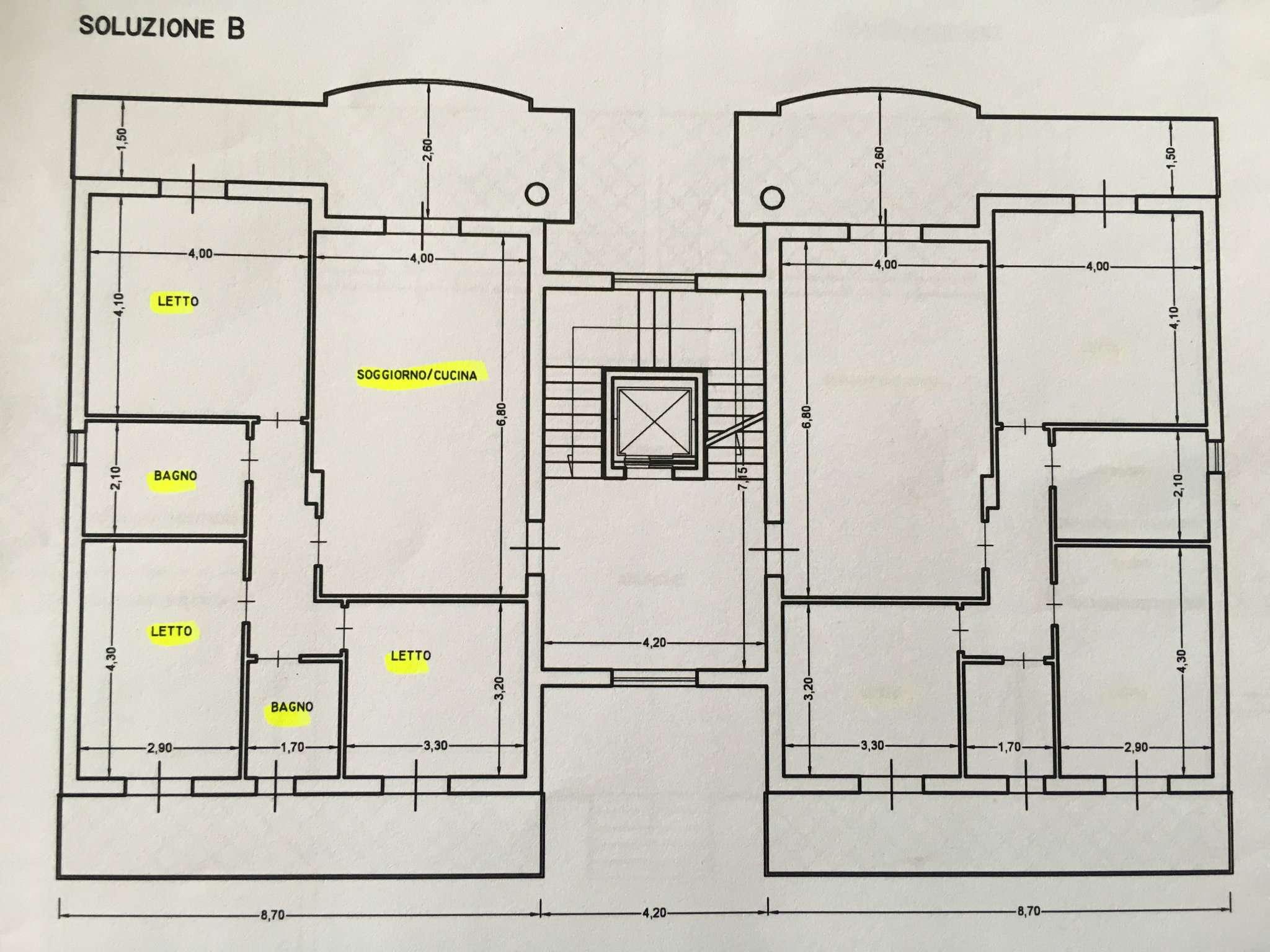 Appartamento in vendita a Villaricca, 3 locali, prezzo € 185.000   CambioCasa.it