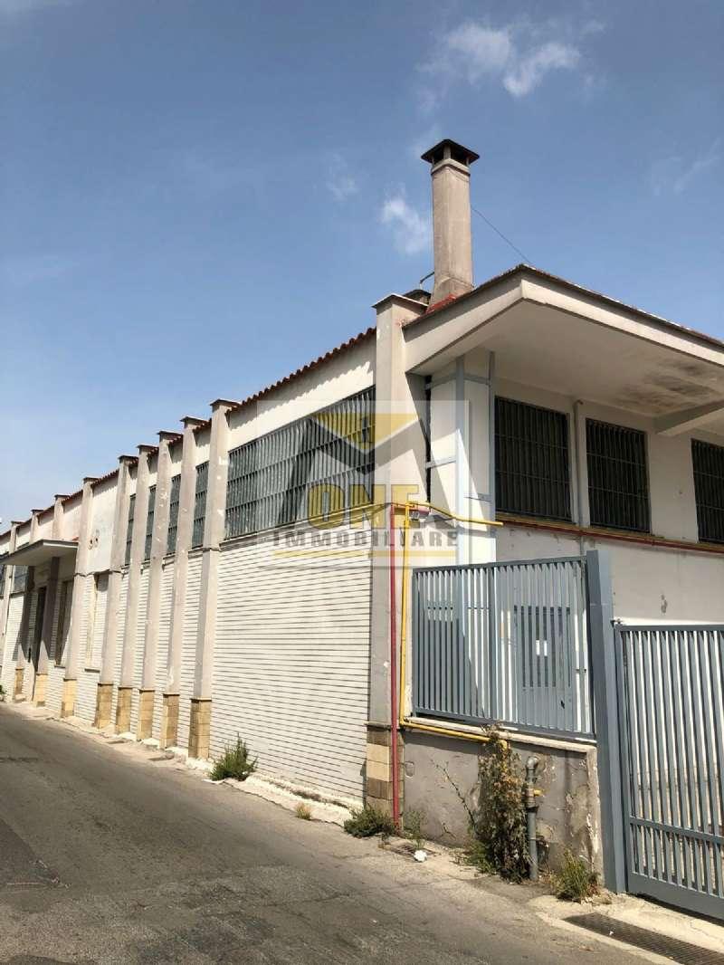 Capannone in vendita a Villaricca, 1 locali, prezzo € 1.400.000 | CambioCasa.it