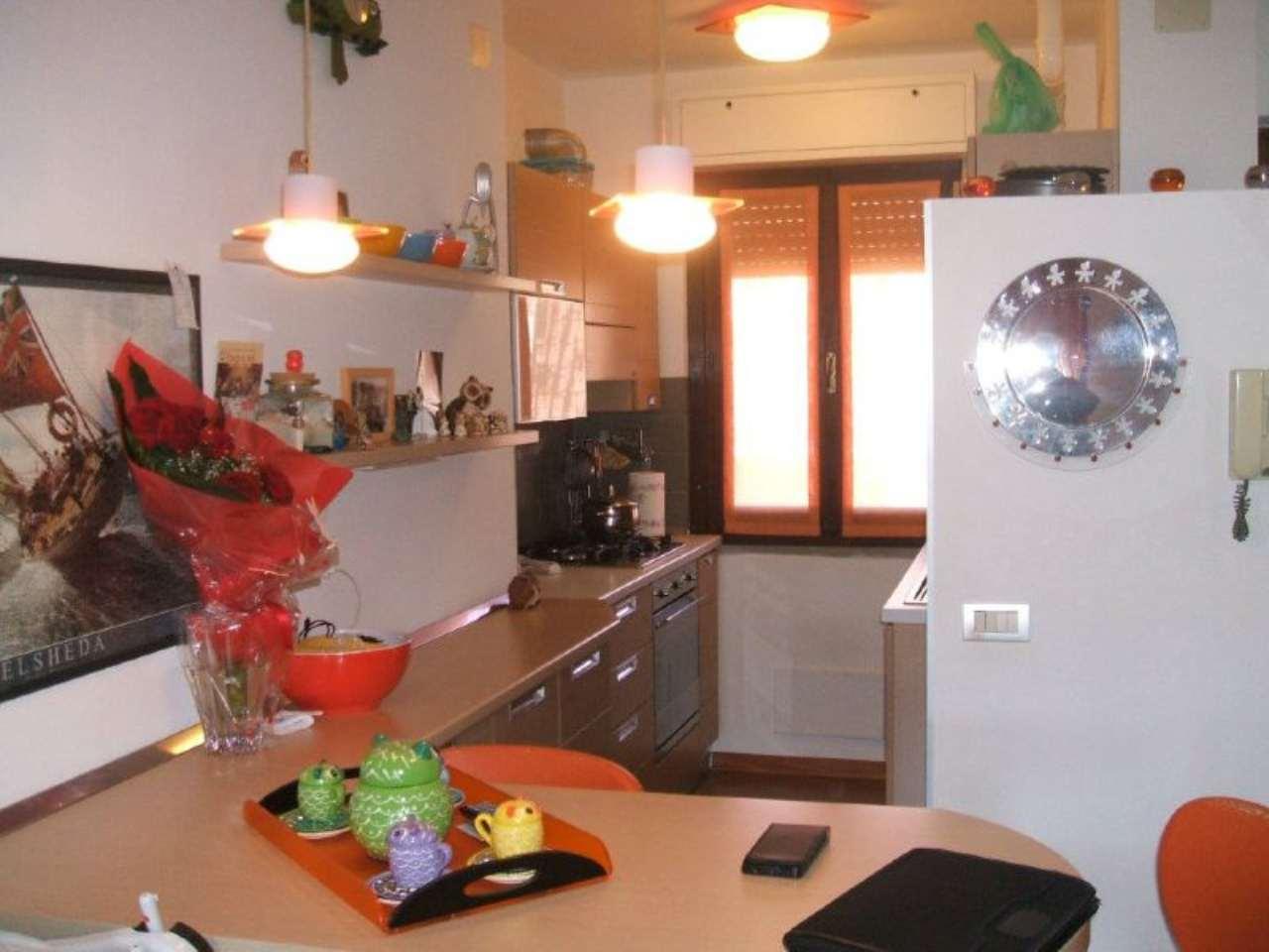 Albinia- Appartamento al 3 piano con 2 camere, bagno, cantina garage. Rif. 756/A