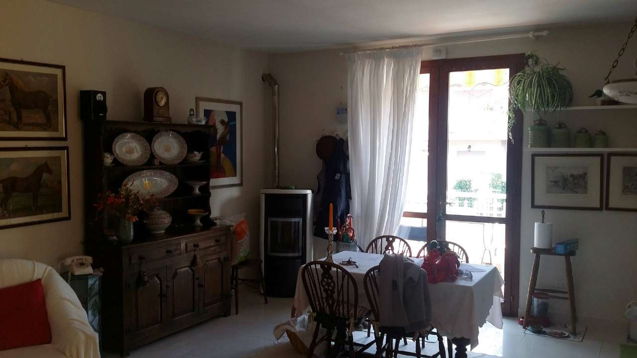 -Fonteblanda-Appartaemnto 1° piano con 1 camera, bagno, terrazzo, giardino, garage. Rif.Fonteblanda1