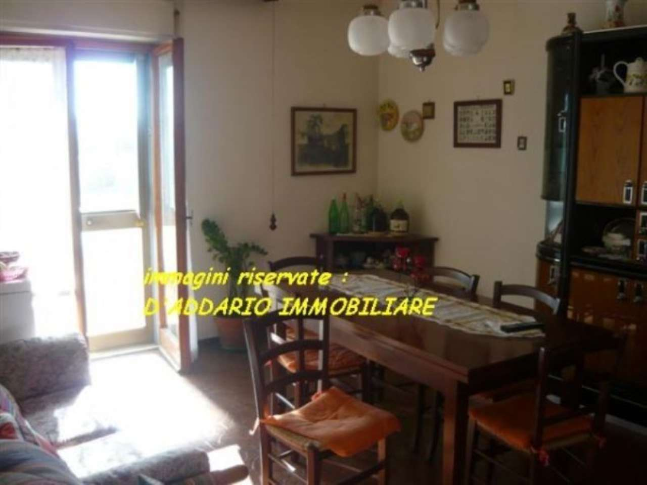 -Albinia- Appartamento al 3° piano con 2 camre, bagno, cantina. RIF.656/A