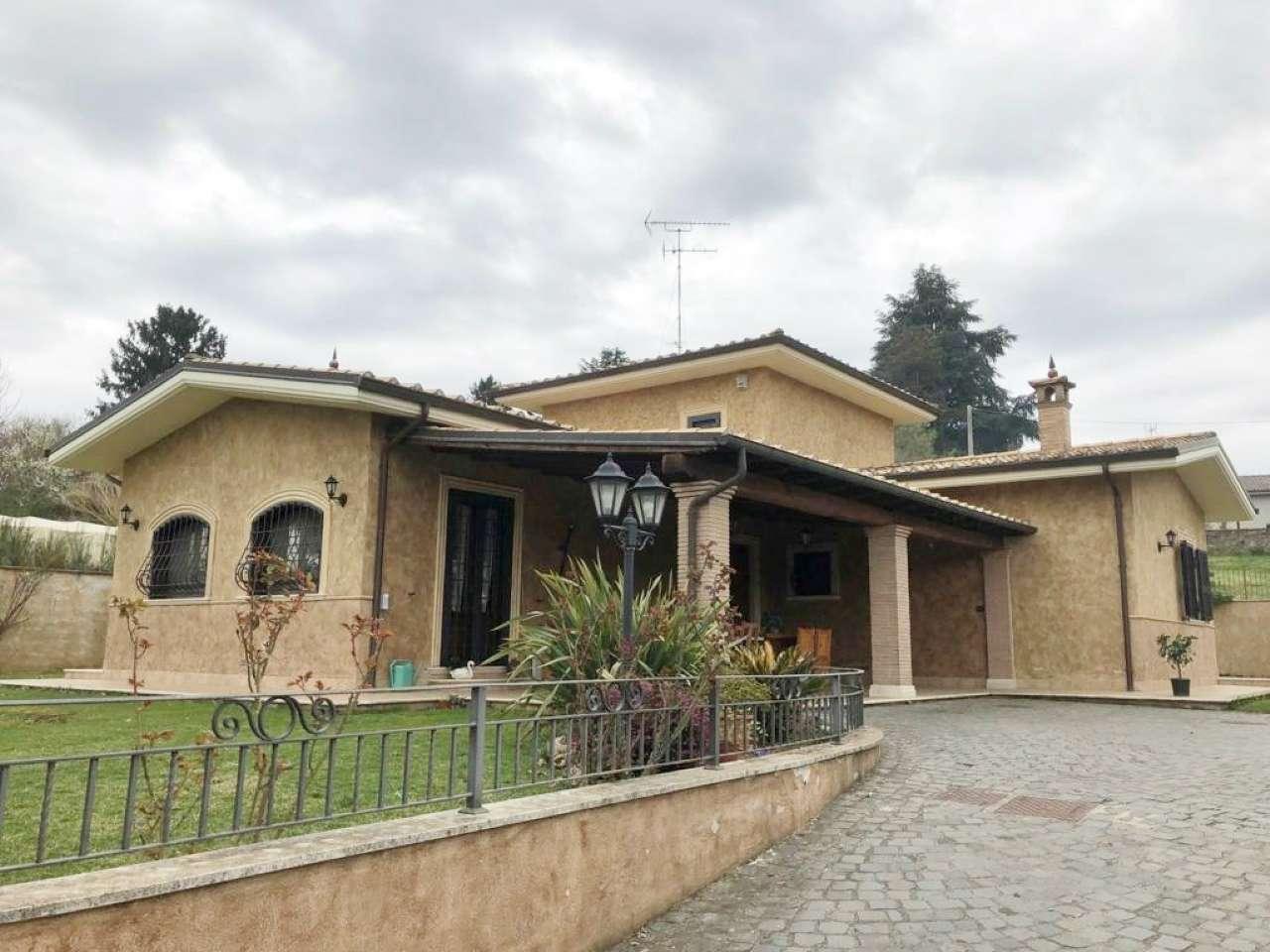 Villa in vendita a San Cesareo, 5 locali, prezzo € 409.000 | CambioCasa.it