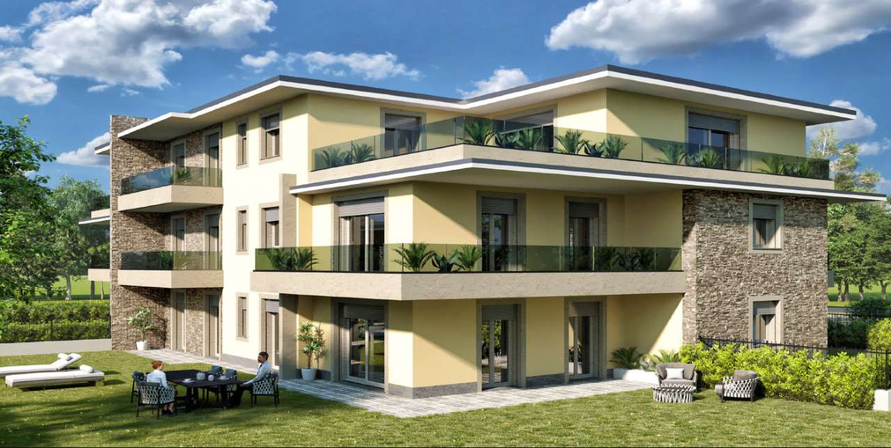 Appartamento in vendita a Missaglia, 3 locali, prezzo € 220.000 | CambioCasa.it