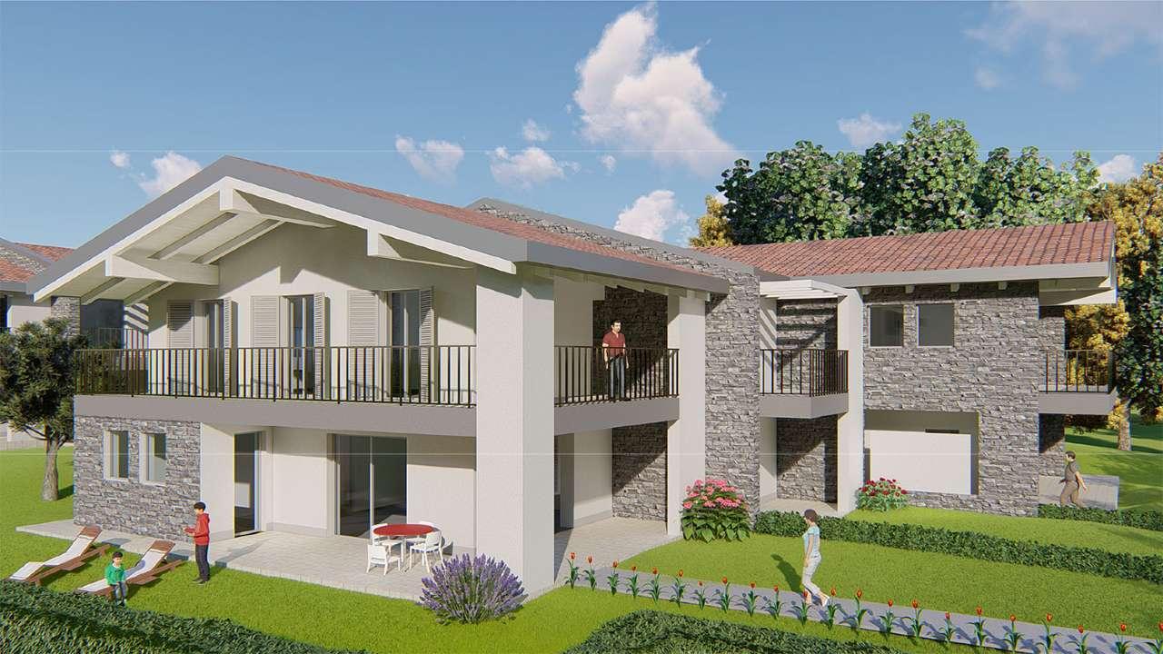 Appartamento in vendita a Casatenovo, 4 locali, prezzo € 390.000 | PortaleAgenzieImmobiliari.it