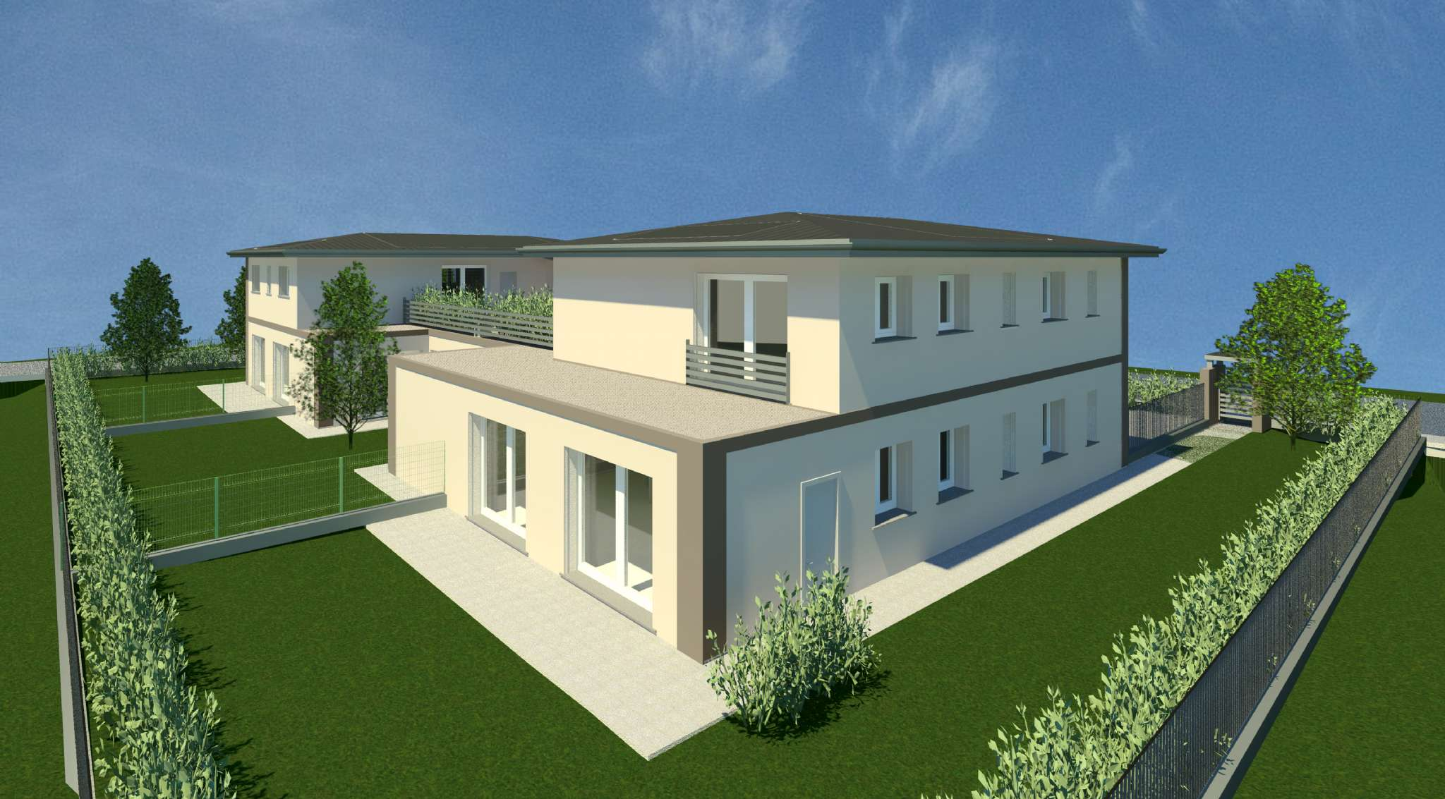 Appartamento in vendita a Missaglia, 3 locali, prezzo € 266.800 | CambioCasa.it
