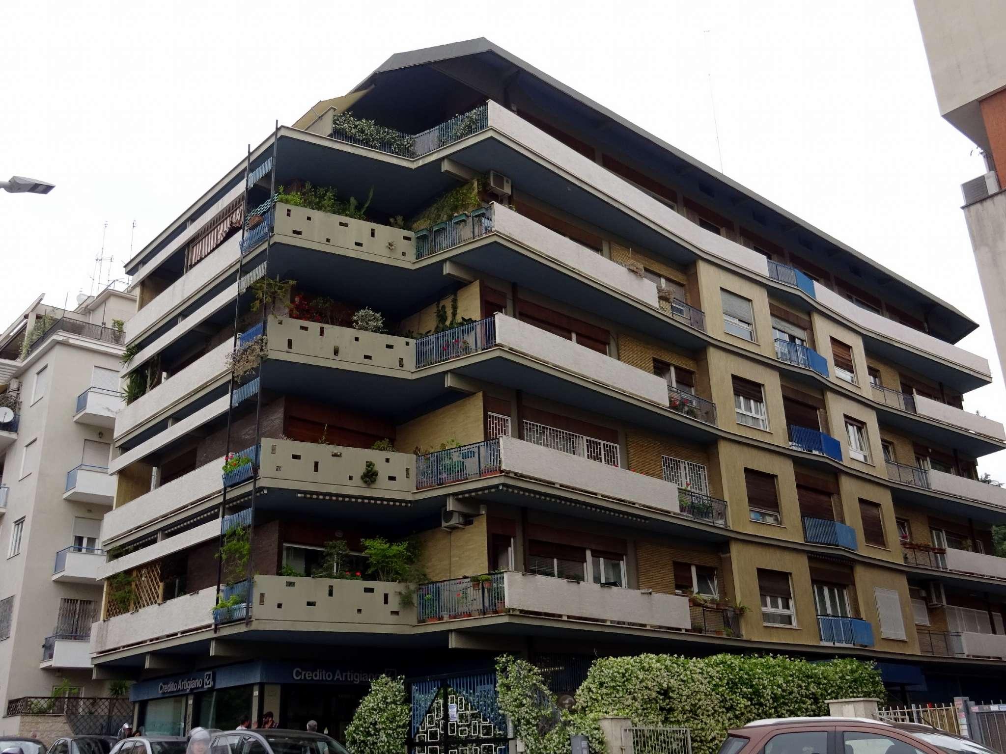 Appartamento in affitto a Roma, 6 locali, zona Zona: 32 - Fleming, Vignaclara, Monte Milvio, prezzo € 2.500 | CambioCasa.it