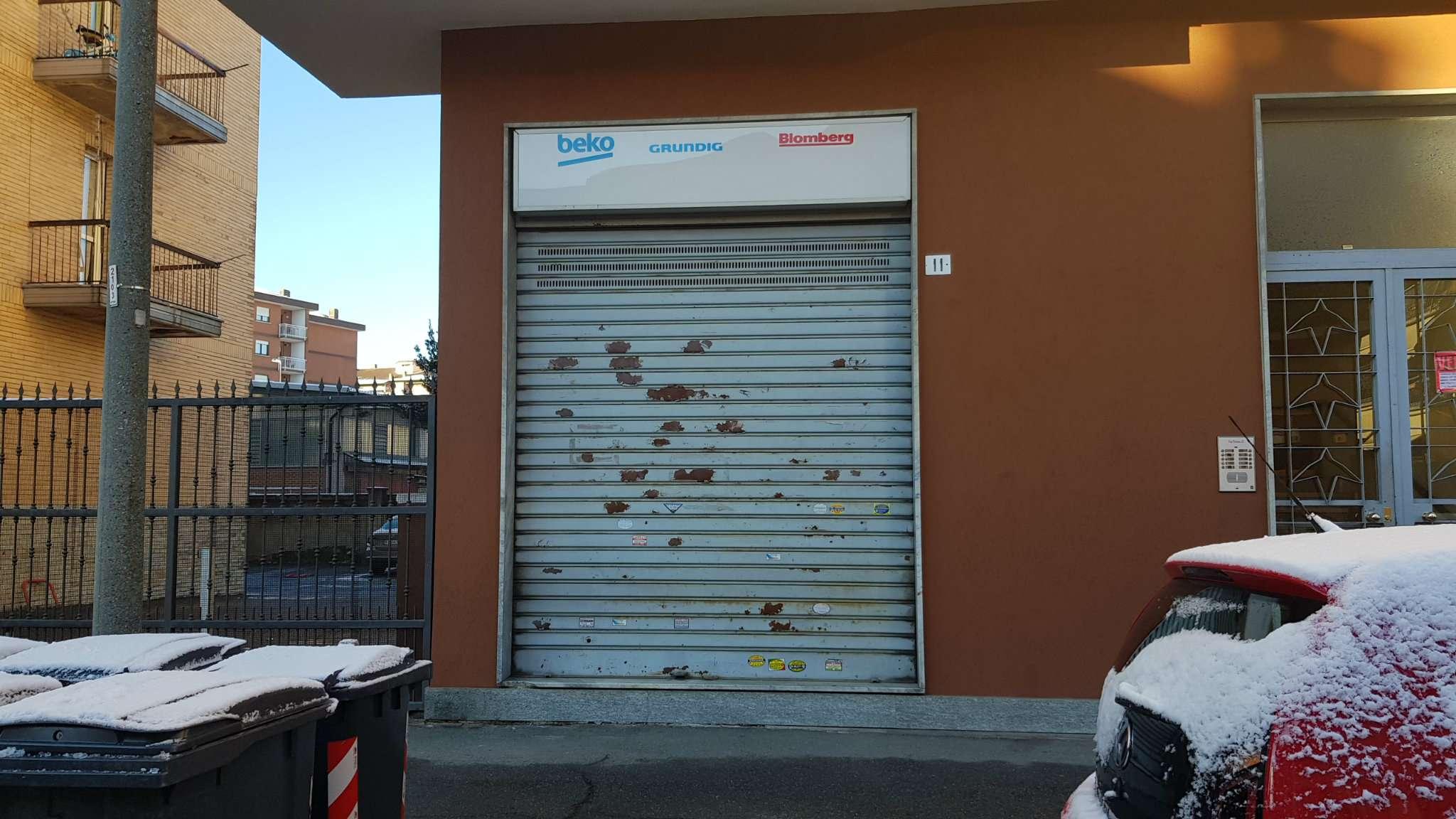 Negozio / Locale in vendita a Grugliasco, 2 locali, prezzo € 41.000 | PortaleAgenzieImmobiliari.it