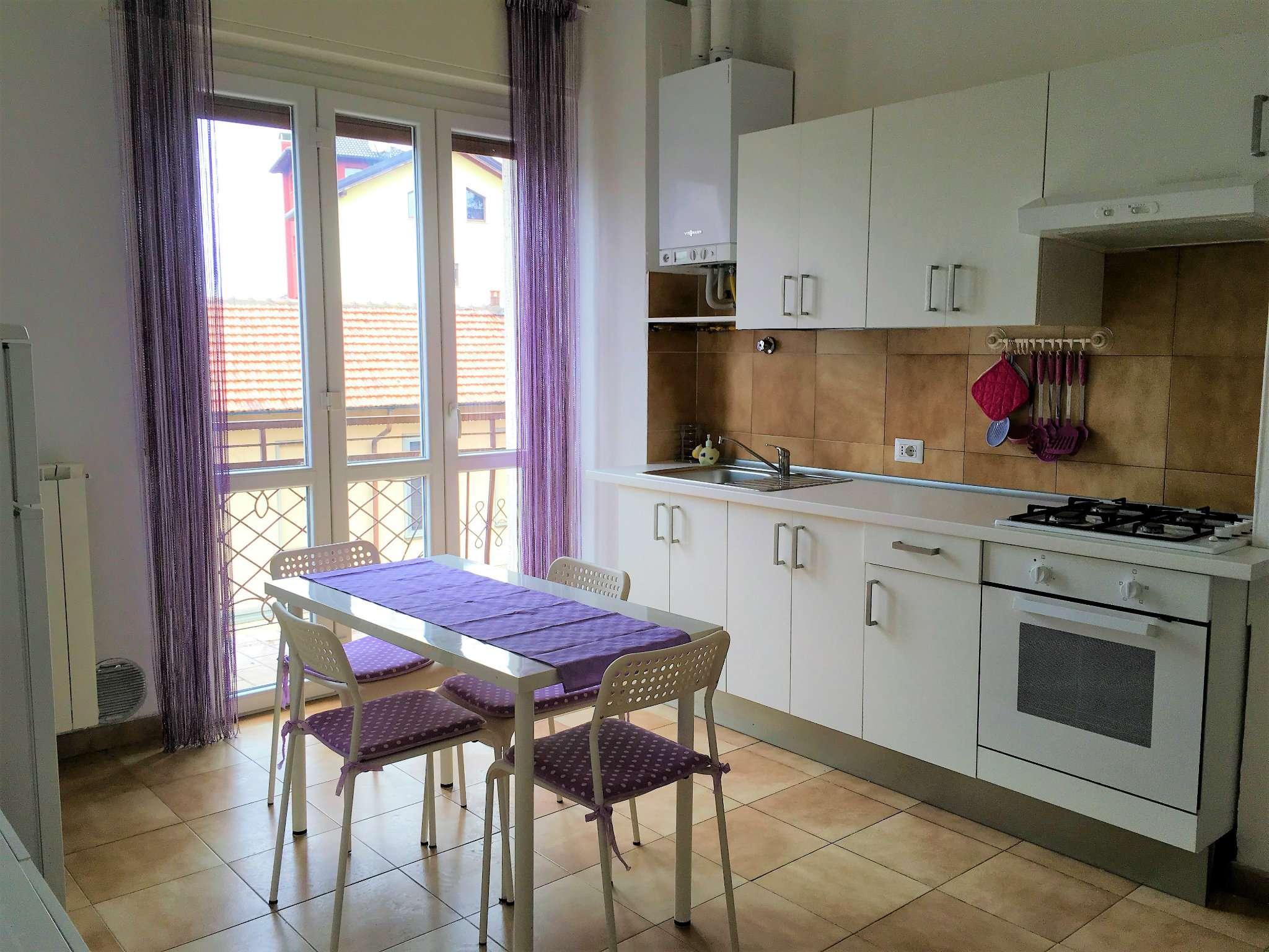 Appartamento in buone condizioni arredato in affitto Rif. 6181667