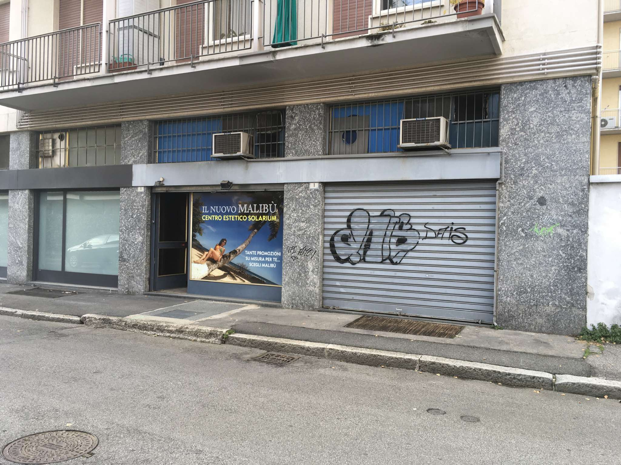 Negozio / Locale in affitto a Busto Arsizio, 1 locali, prezzo € 500 | CambioCasa.it