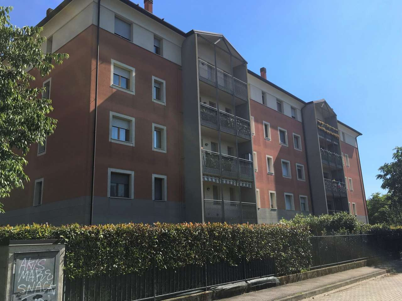 Appartamento in affitto a Busto Arsizio, 2 locali, prezzo € 450   CambioCasa.it