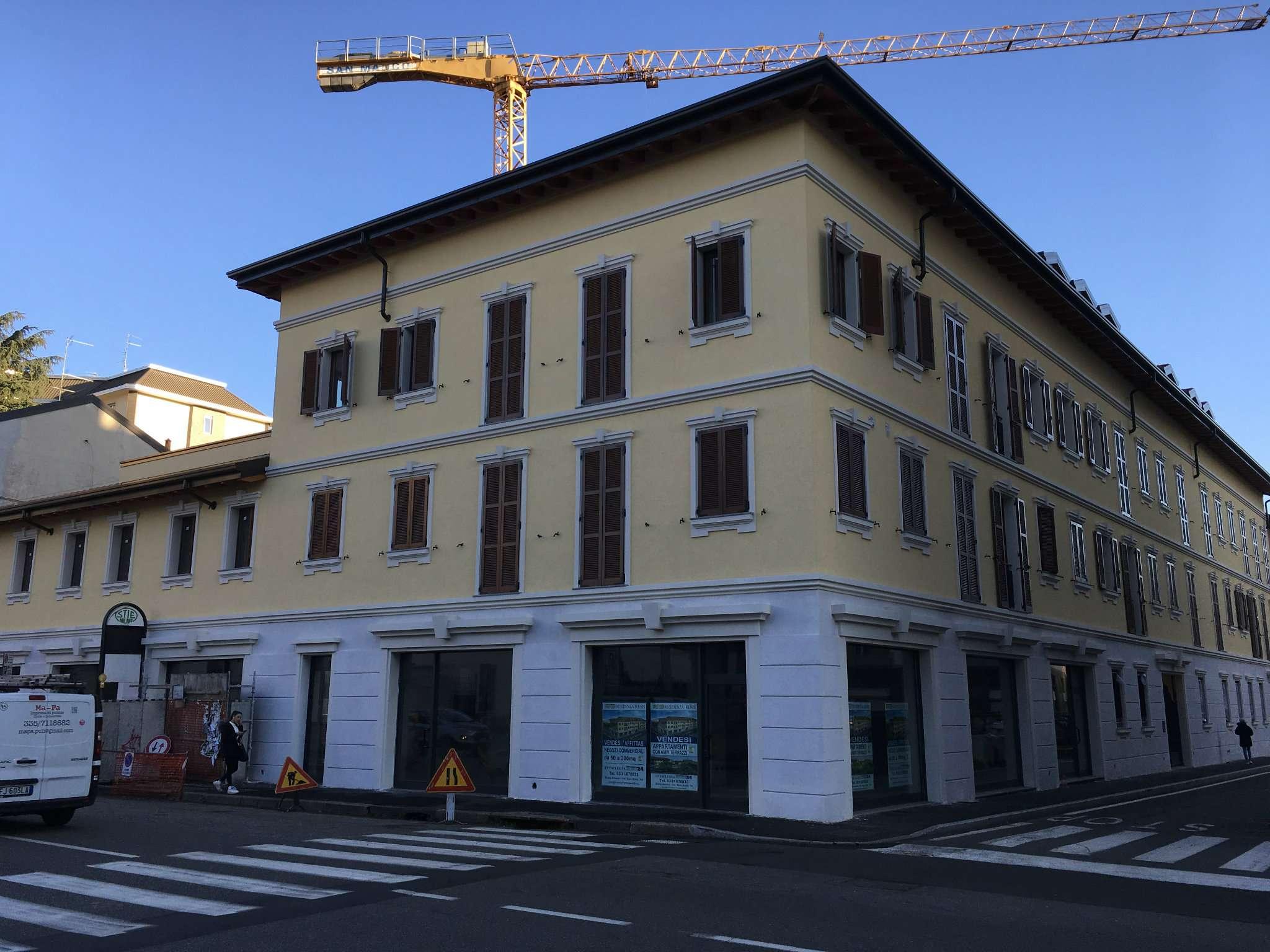 Ufficio / Studio in vendita a Busto Arsizio, 1 locali, prezzo € 128.580 | PortaleAgenzieImmobiliari.it