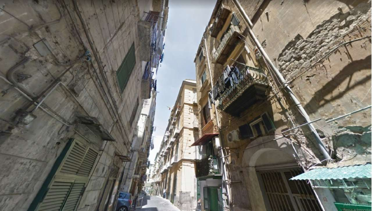 Bilocale da ristrutturare Via Fonseca