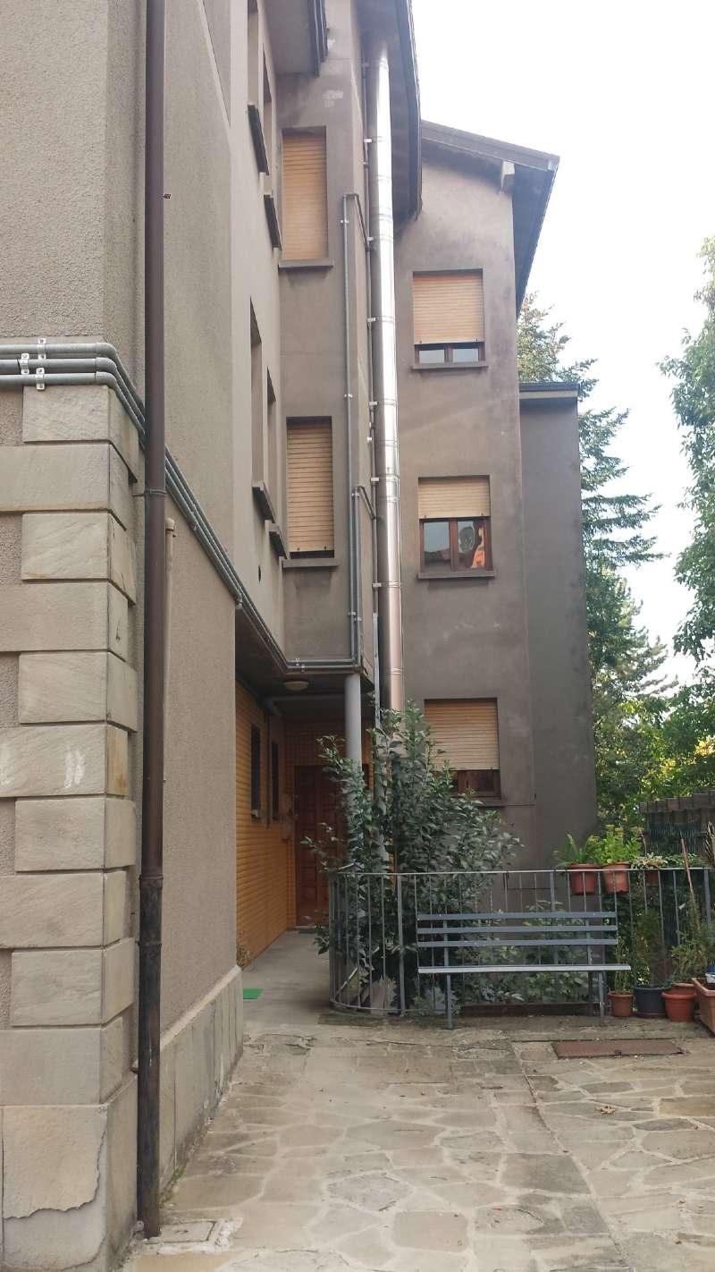 Appartamento al 2 ° piano NON AMMOBILIATO in pieno centro a CASTIGLIONE DEI PEPOLI prov.BOLOGNA