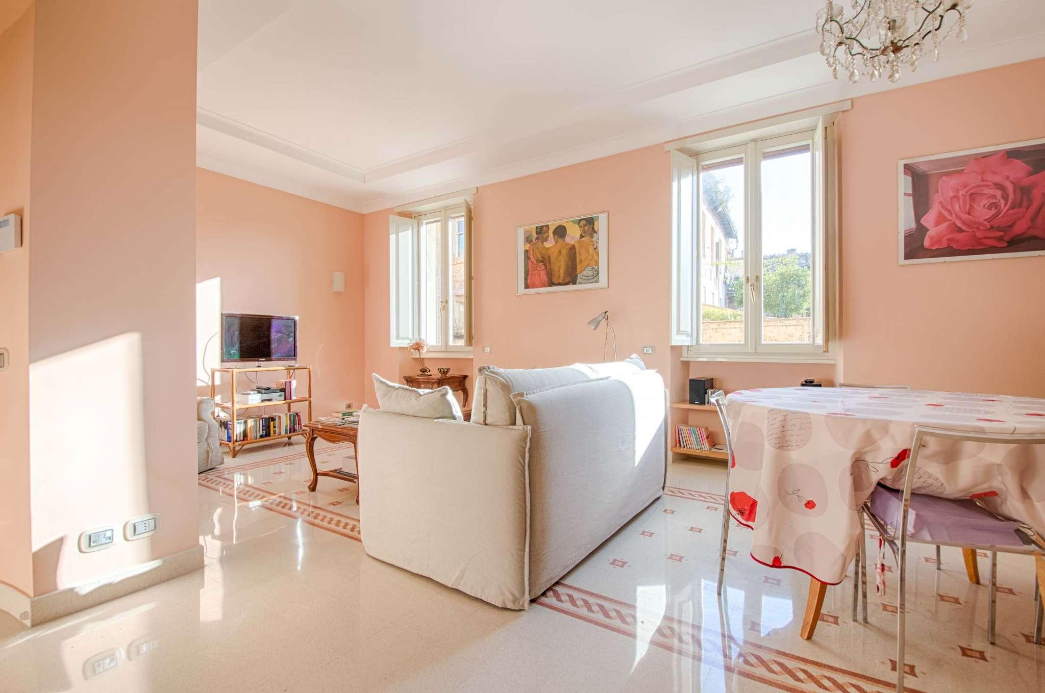 Appartamento in vendita a Roma, 3 locali, zona Zona: 25 . Trastevere - Testaccio, prezzo € 530.000   CambioCasa.it