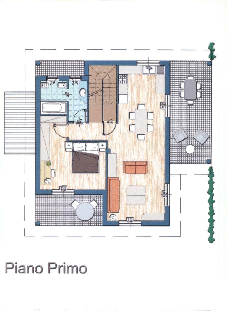 Appartamento in vendita a Dogliani, 5 locali, prezzo € 225.000   CambioCasa.it