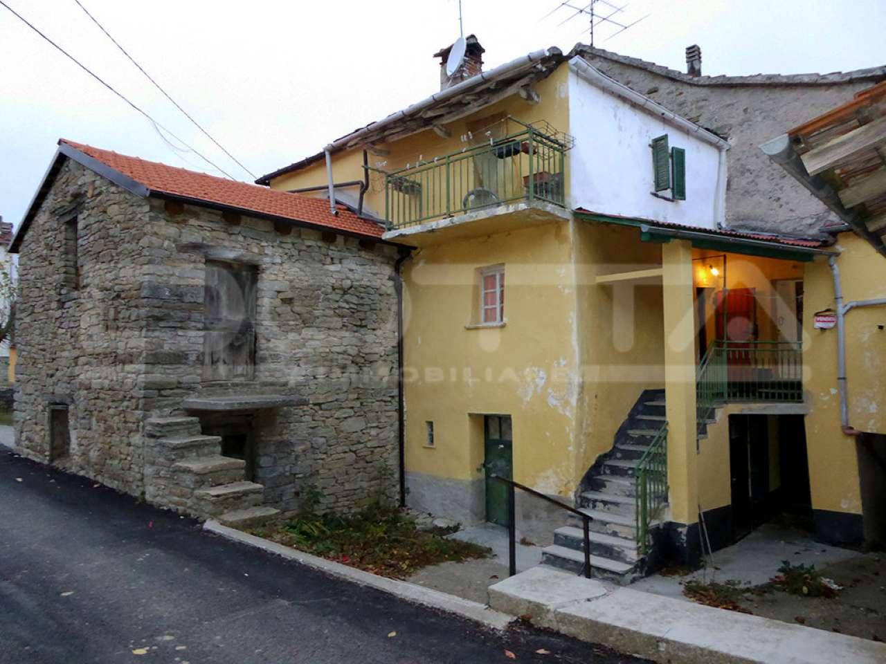 Soluzione Semindipendente in vendita a Mombarcaro, 3 locali, prezzo € 28.000 | CambioCasa.it