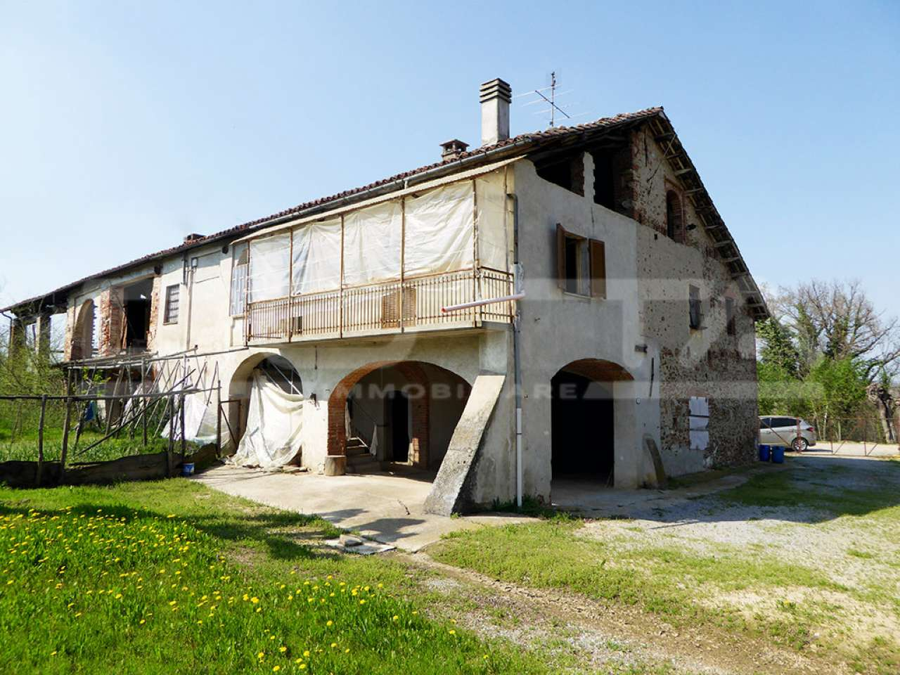 Rustico / Casale in Vendita a Bastia Mondovì