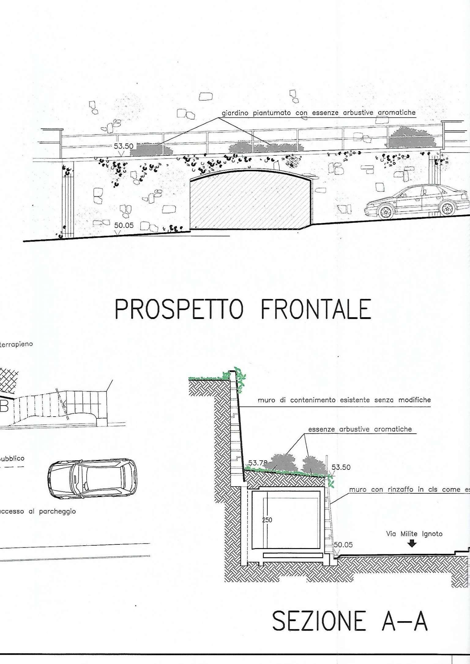 Box / Garage in vendita a Recco, 3 locali, prezzo € 22.000 | CambioCasa.it