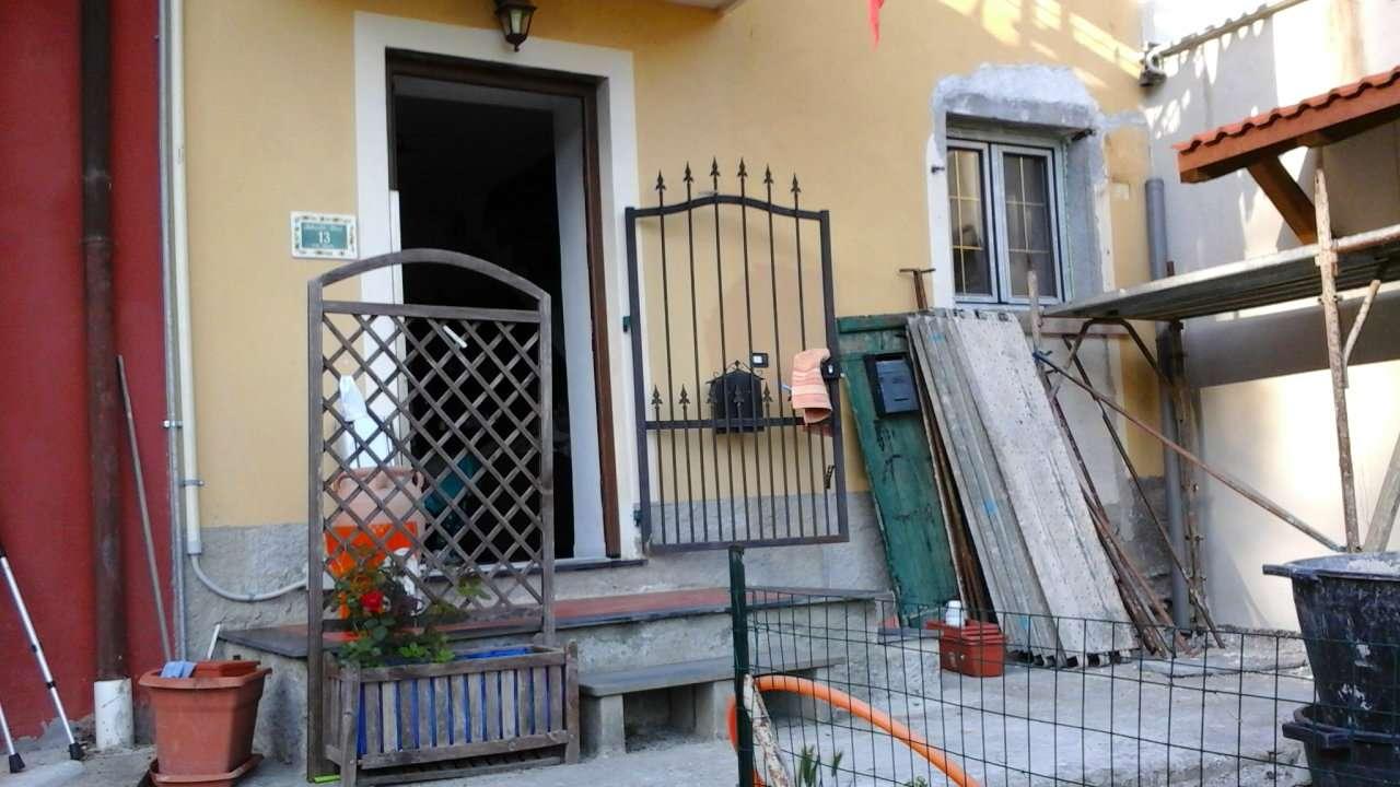 Soluzione Semindipendente in vendita a Avegno, 5 locali, prezzo € 98.000   PortaleAgenzieImmobiliari.it
