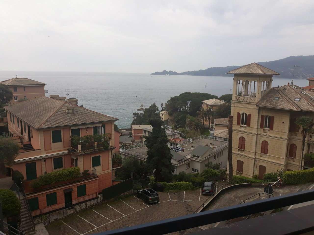 Appartamento in vendita a Zoagli, 8 locali, prezzo € 420.000 | PortaleAgenzieImmobiliari.it