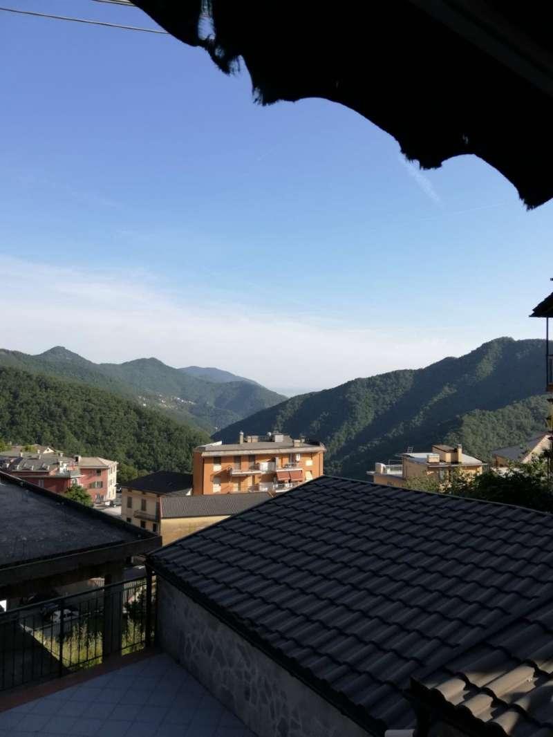 Villa a Schiera in affitto a Uscio, 7 locali, prezzo € 550 | PortaleAgenzieImmobiliari.it