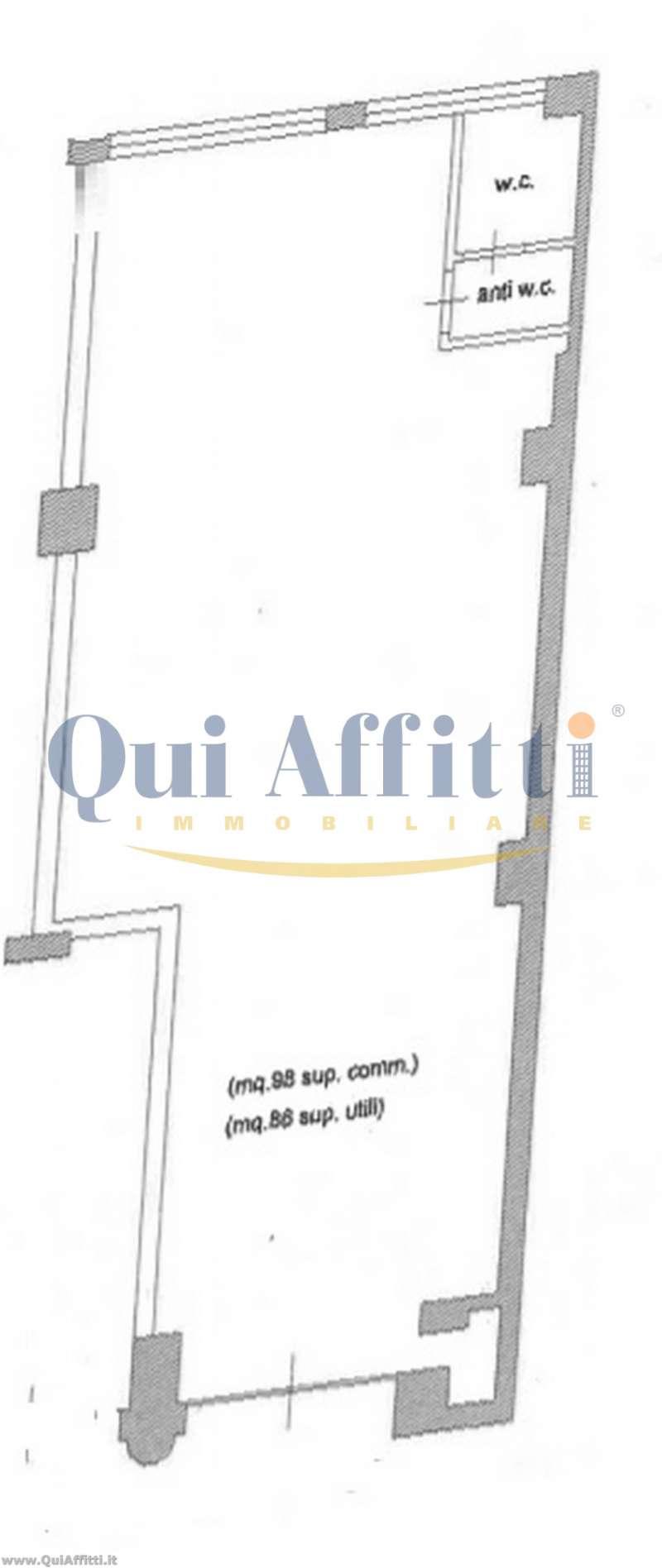 Negozio / Locale in affitto a Andria, 2 locali, prezzo € 1.200   PortaleAgenzieImmobiliari.it