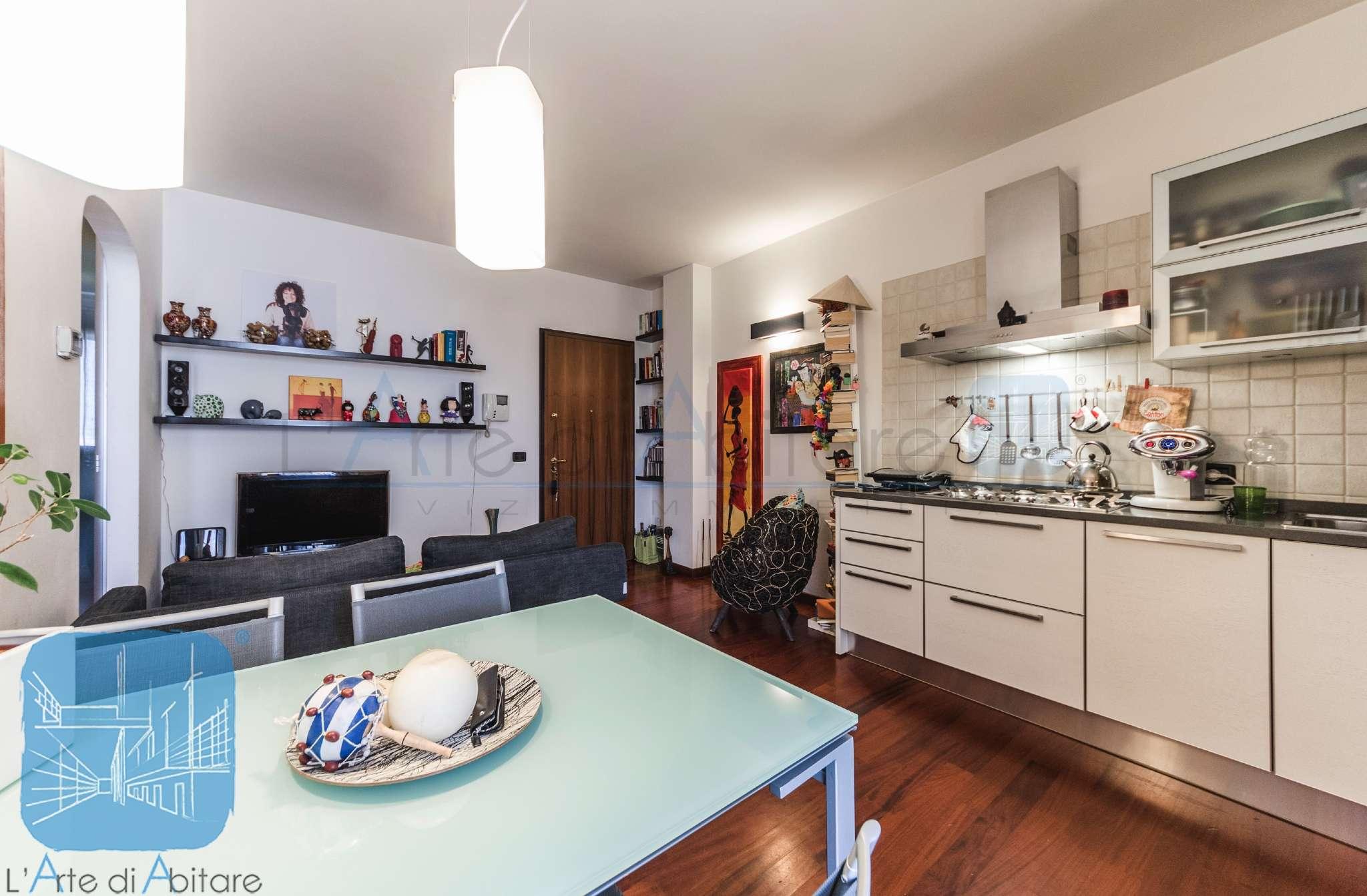 Appartamento in ottime condizioni parzialmente arredato in vendita Rif. 6922470