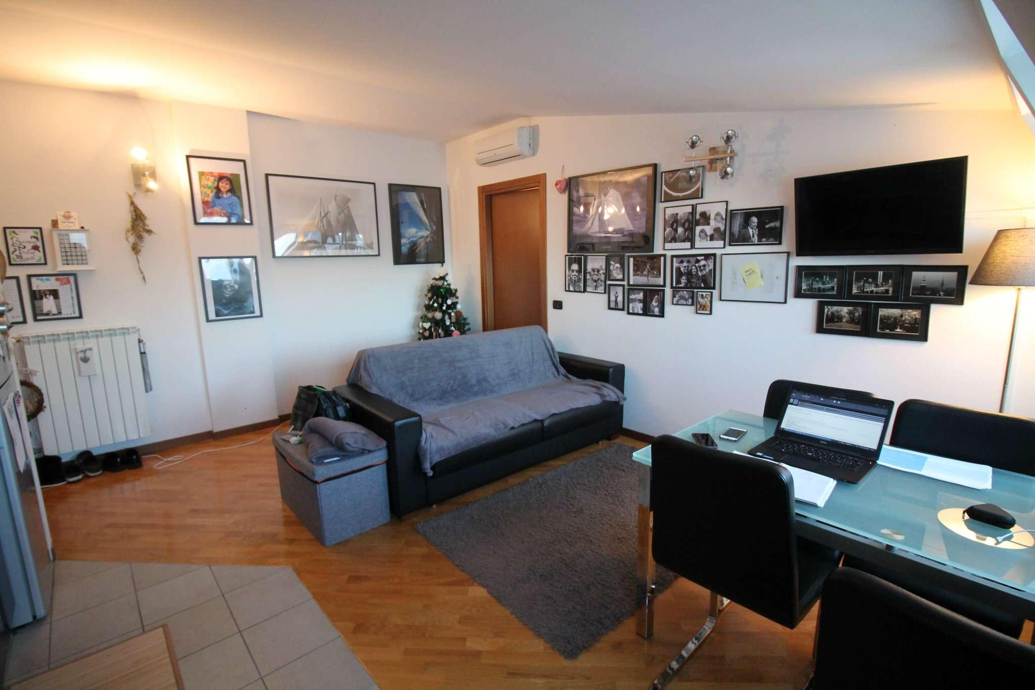 Appartamento in ottime condizioni arredato in affitto Rif. 9215652