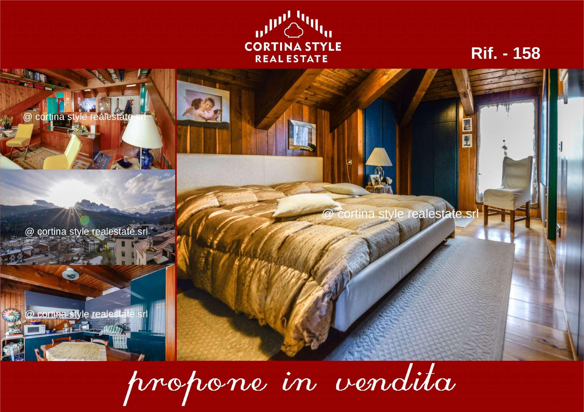 Appartamento in vendita a Borca di Cadore, 5 locali, prezzo € 250.000 | CambioCasa.it