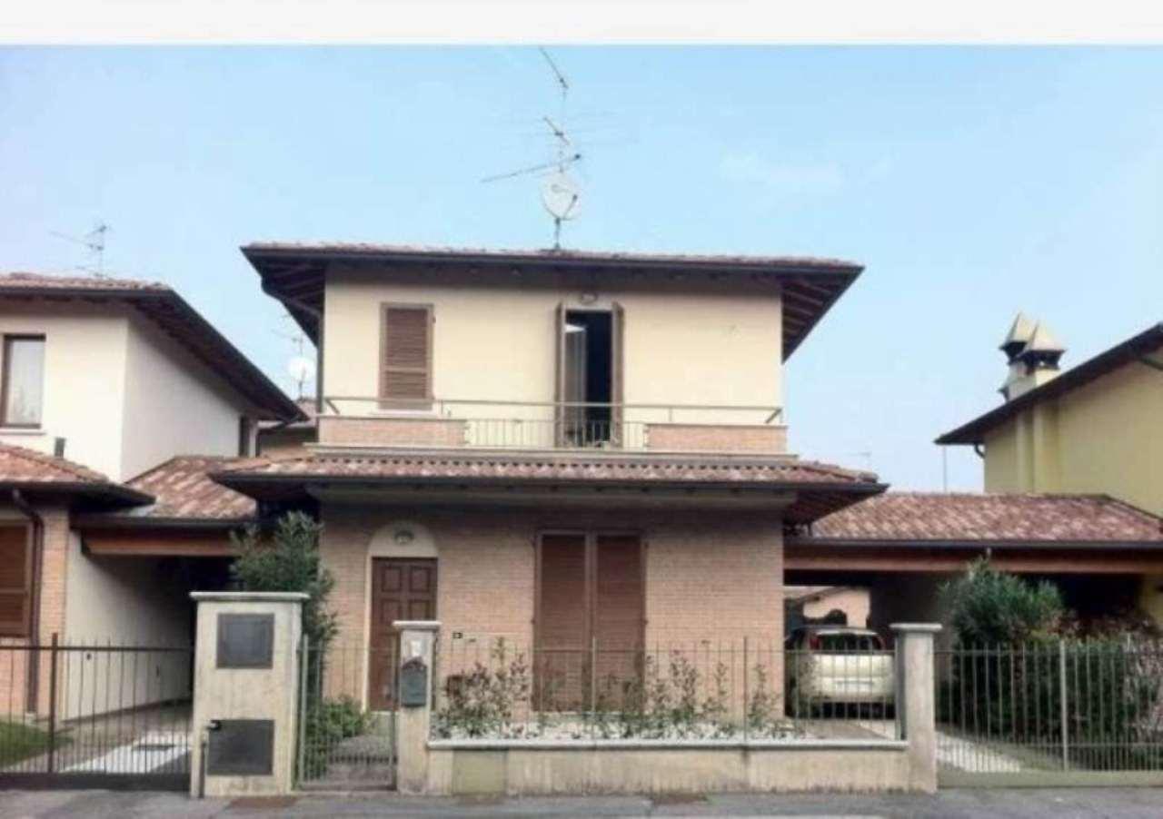 Villa in vendita a Capriano del Colle, 4 locali, prezzo € 240.000 | PortaleAgenzieImmobiliari.it
