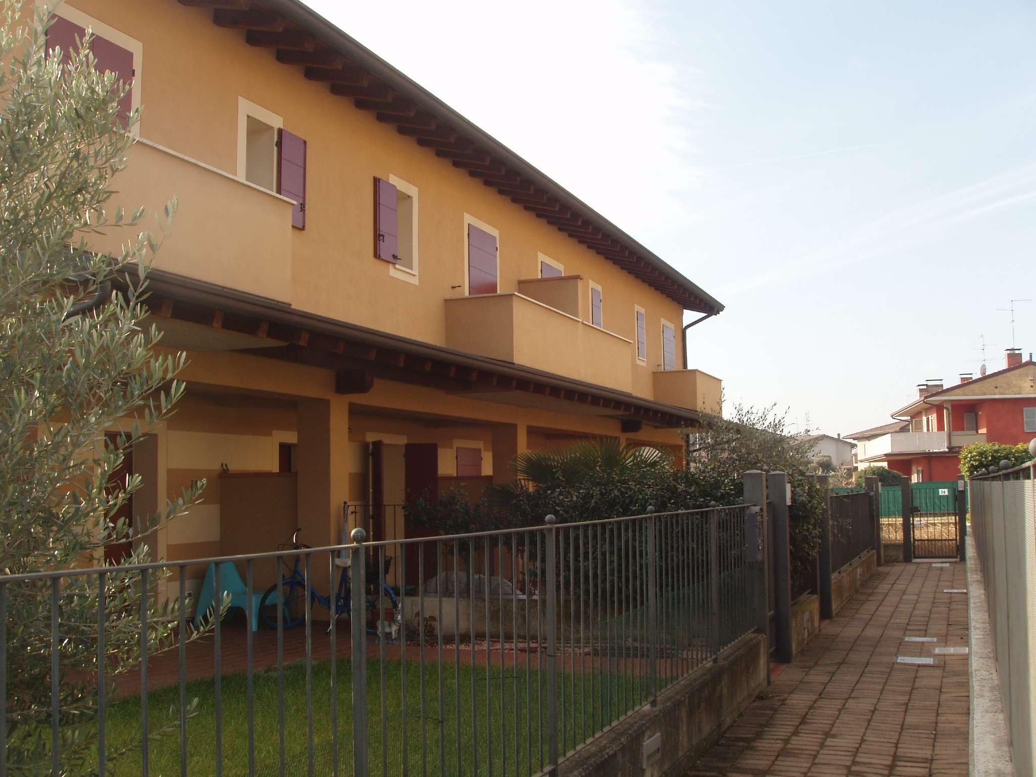Villa a Schiera in vendita a Ospitaletto, 4 locali, prezzo € 320.000   PortaleAgenzieImmobiliari.it