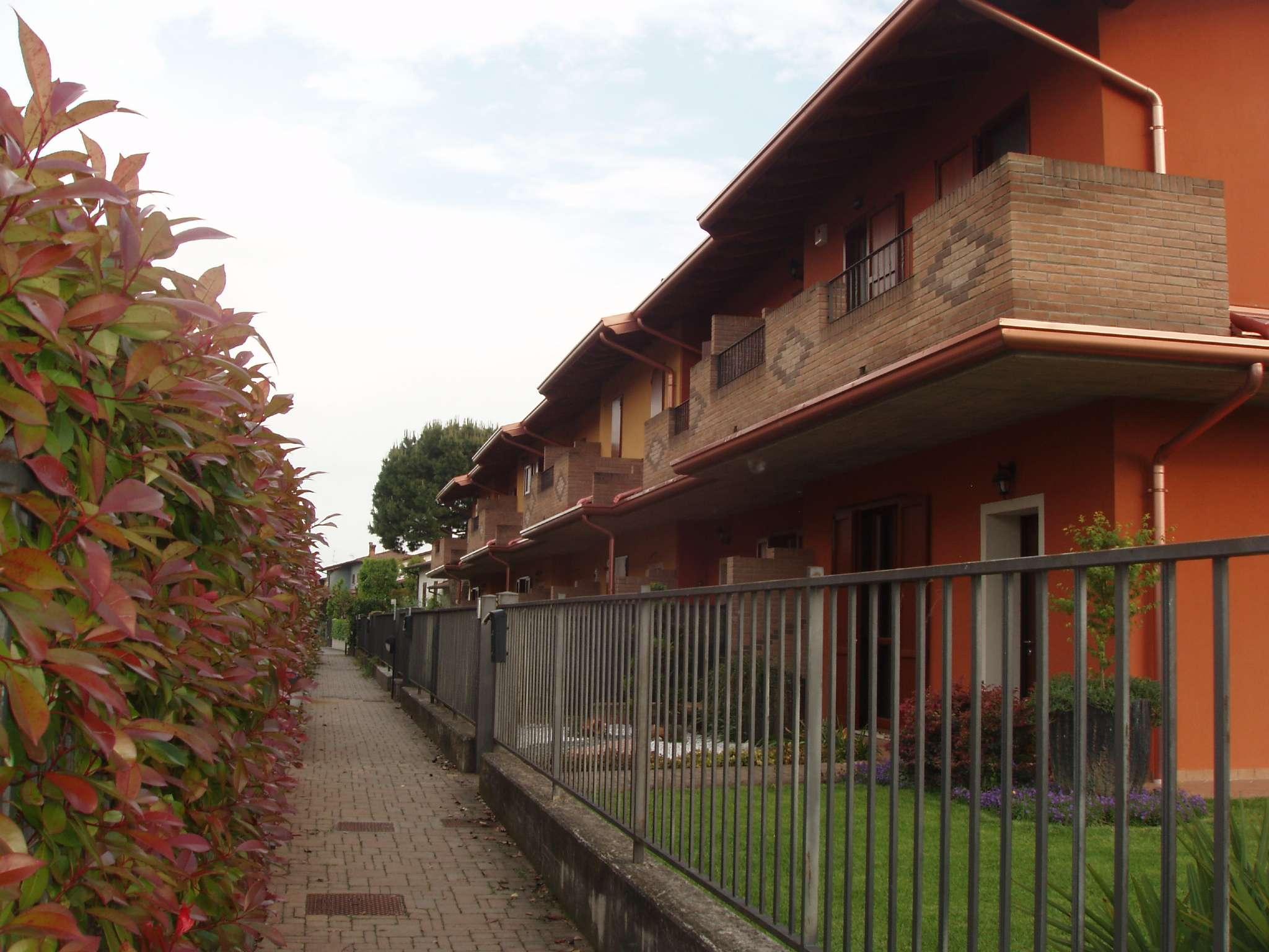 Villa a Schiera in vendita a Azzano Mella, 4 locali, prezzo € 195.000 | PortaleAgenzieImmobiliari.it