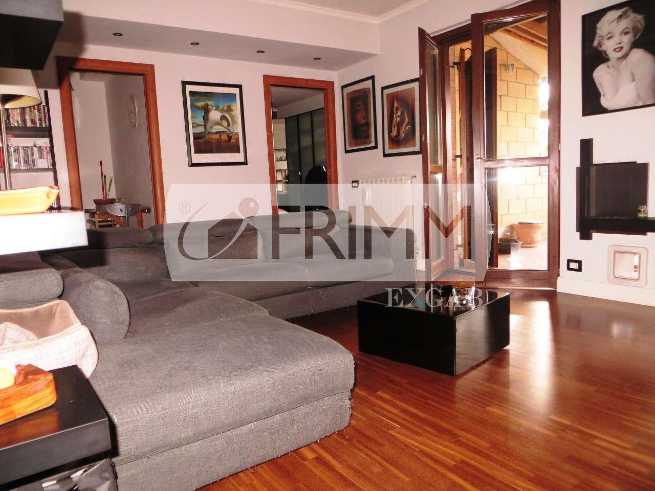 Attico / Mansarda in vendita a Roma, 2 locali, zona Zona: 42 . Cassia - Olgiata, prezzo € 209.000 | CambioCasa.it