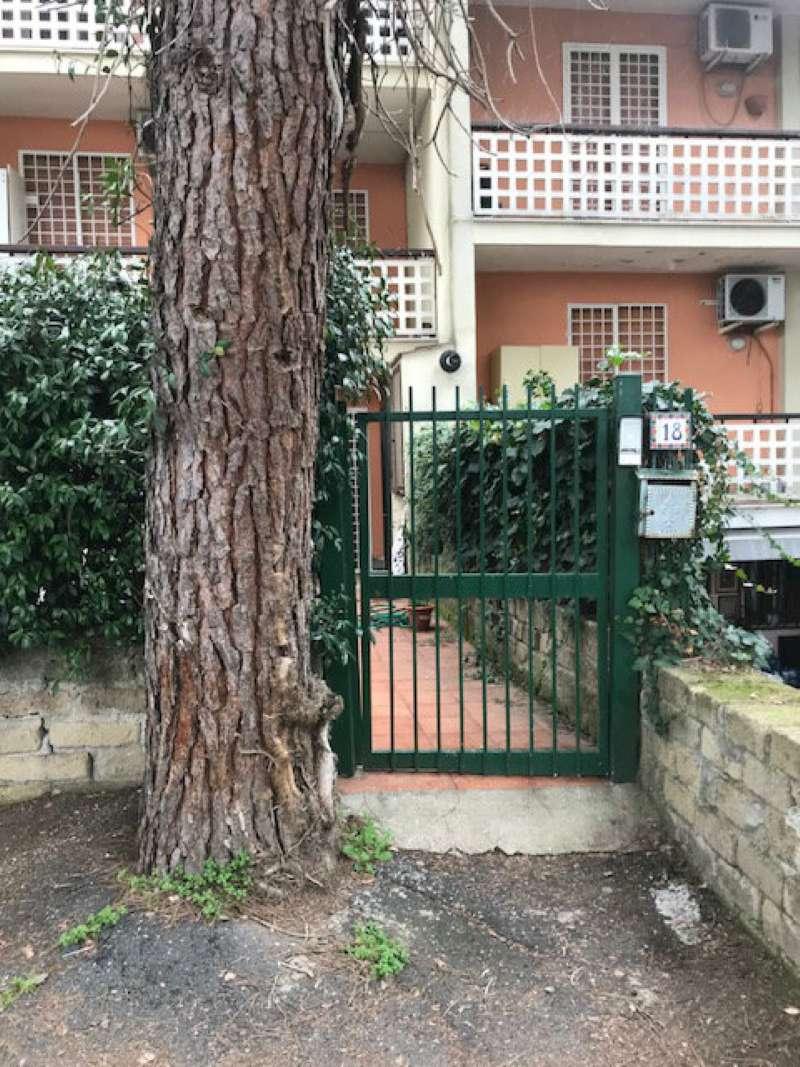 Appartamento in buone condizioni parzialmente arredato in affitto Rif. 5237507