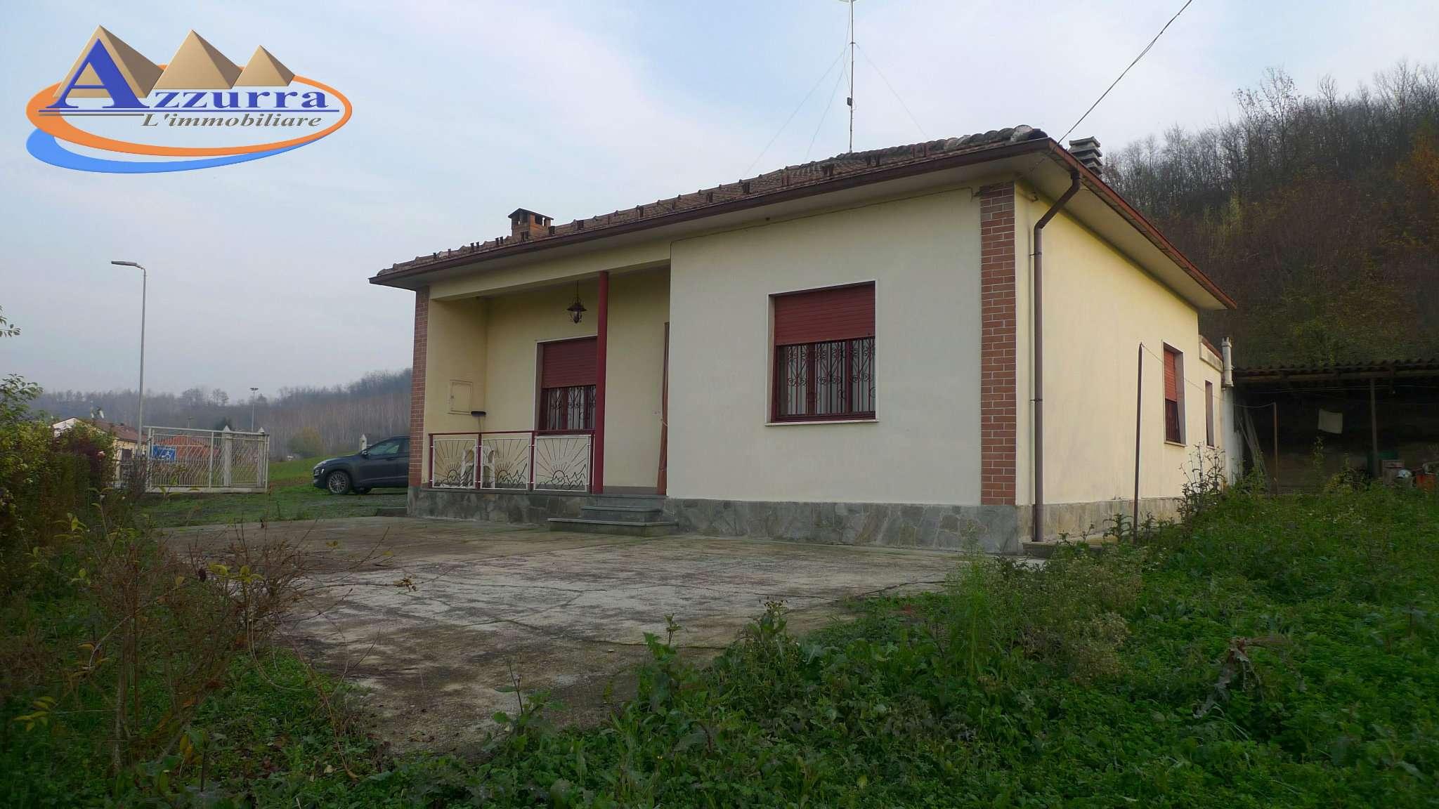 Soluzione Indipendente in vendita a Bergamasco, 6 locali, prezzo € 80.000 | CambioCasa.it